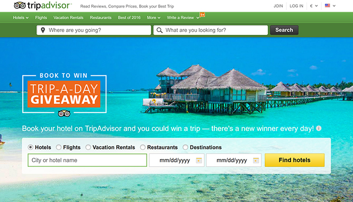 How To Advertise On TripAdvisor Network