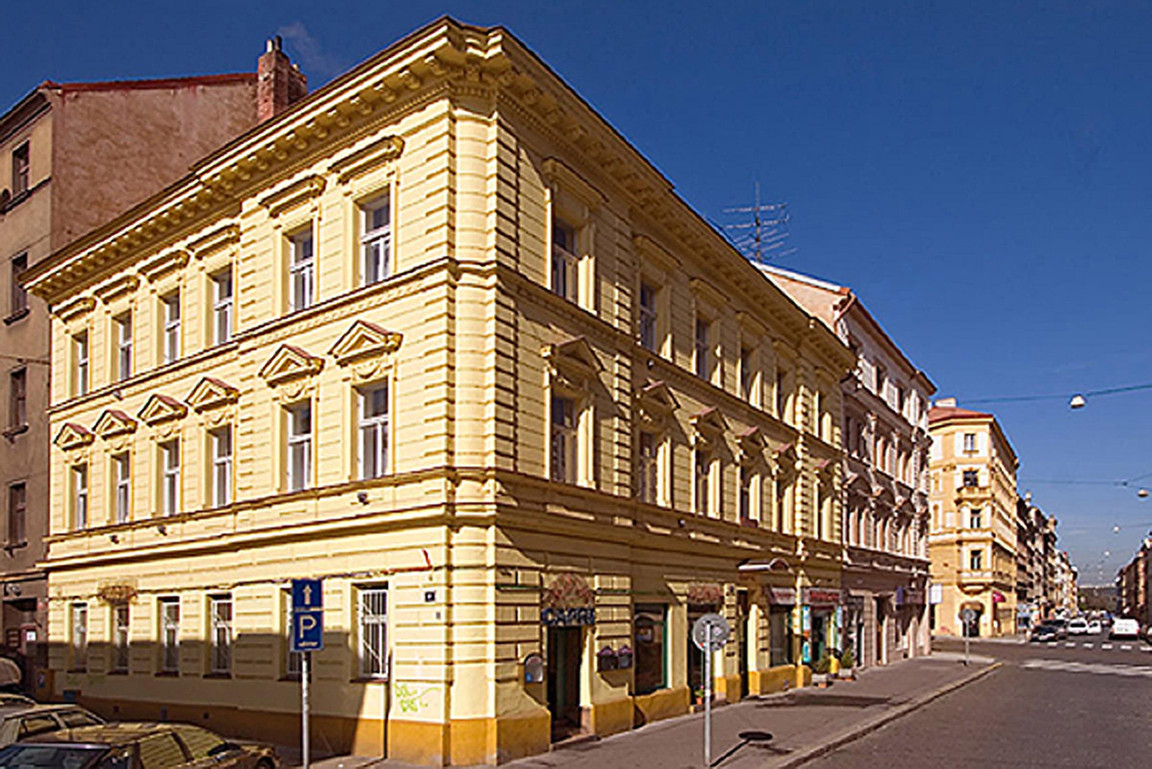 Apartment Spacious Apartment in the City center of Prague photo 21013070
