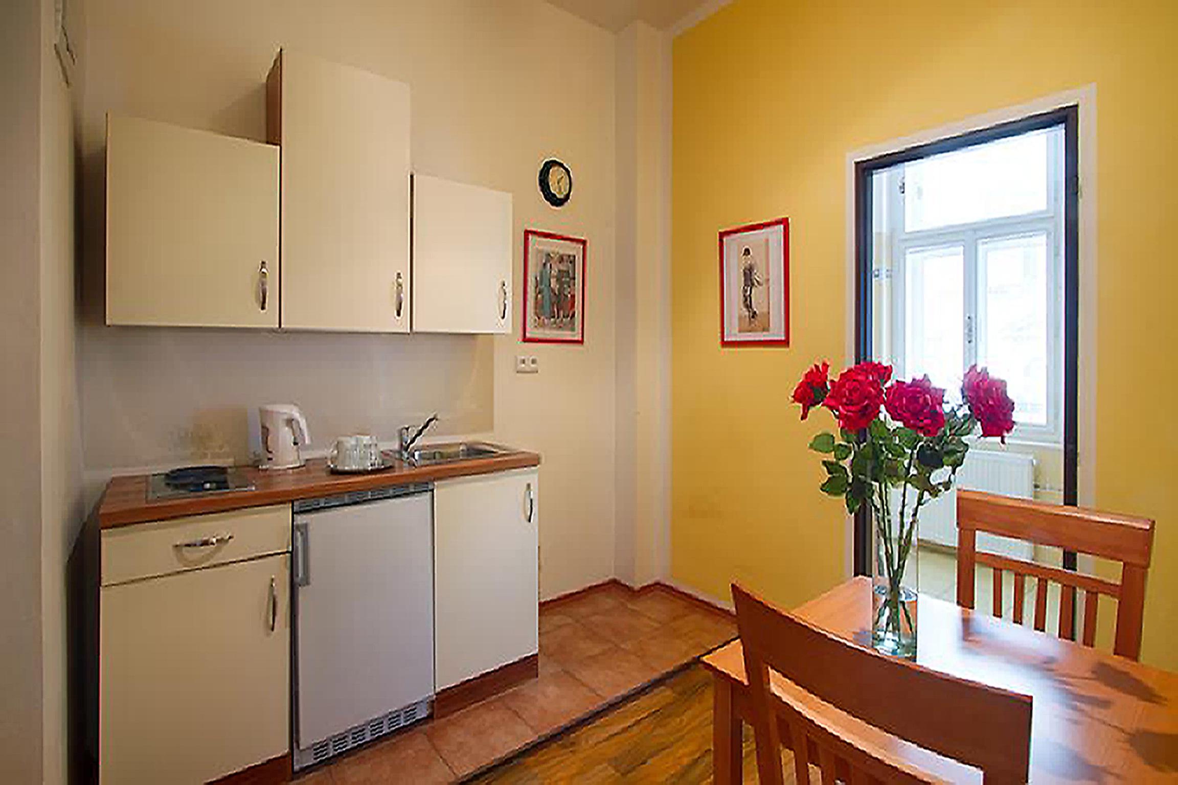 Apartment Spacious Apartment in the City center of Prague photo 21013086