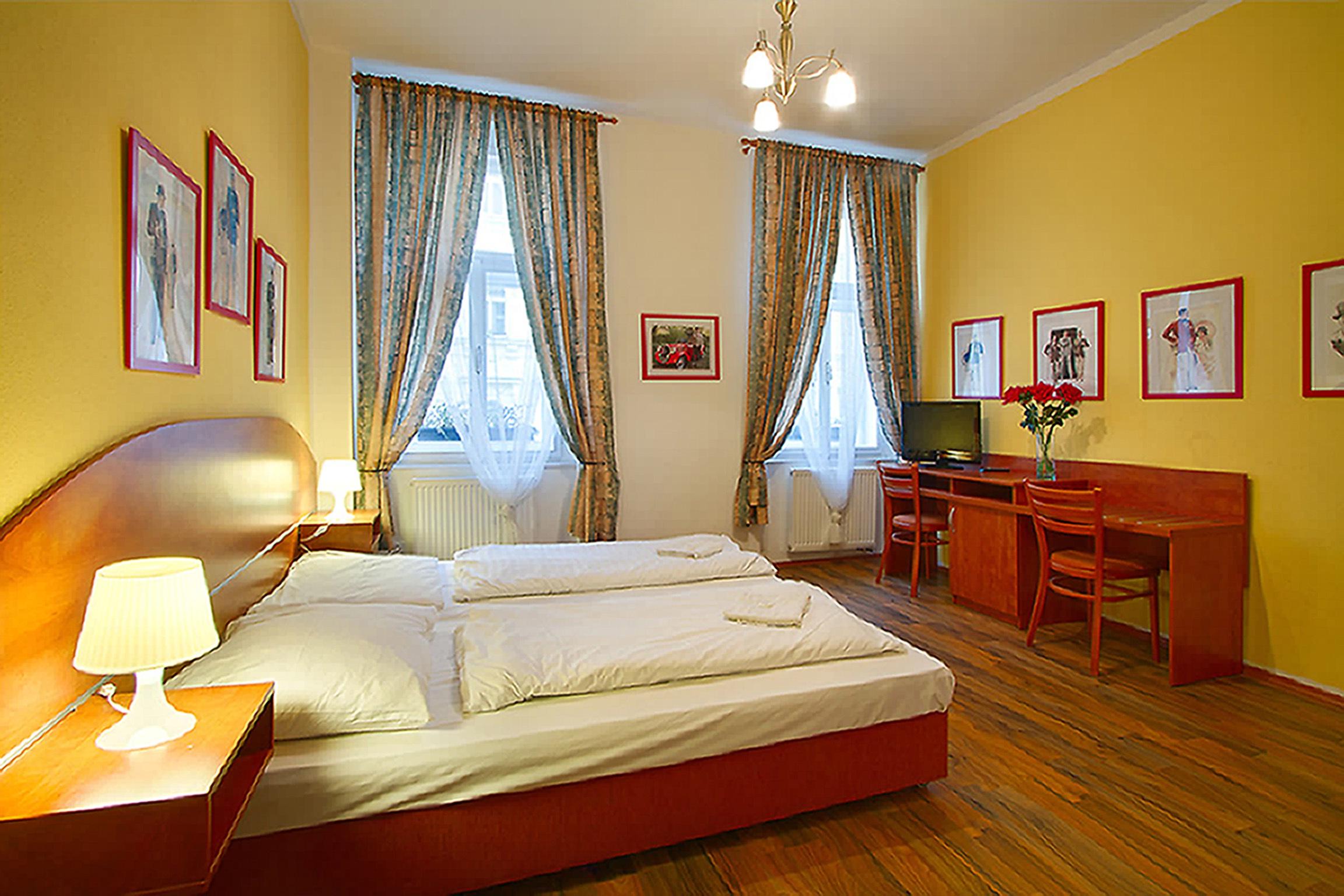 Apartment Spacious Apartment in the City center of Prague photo 21013090