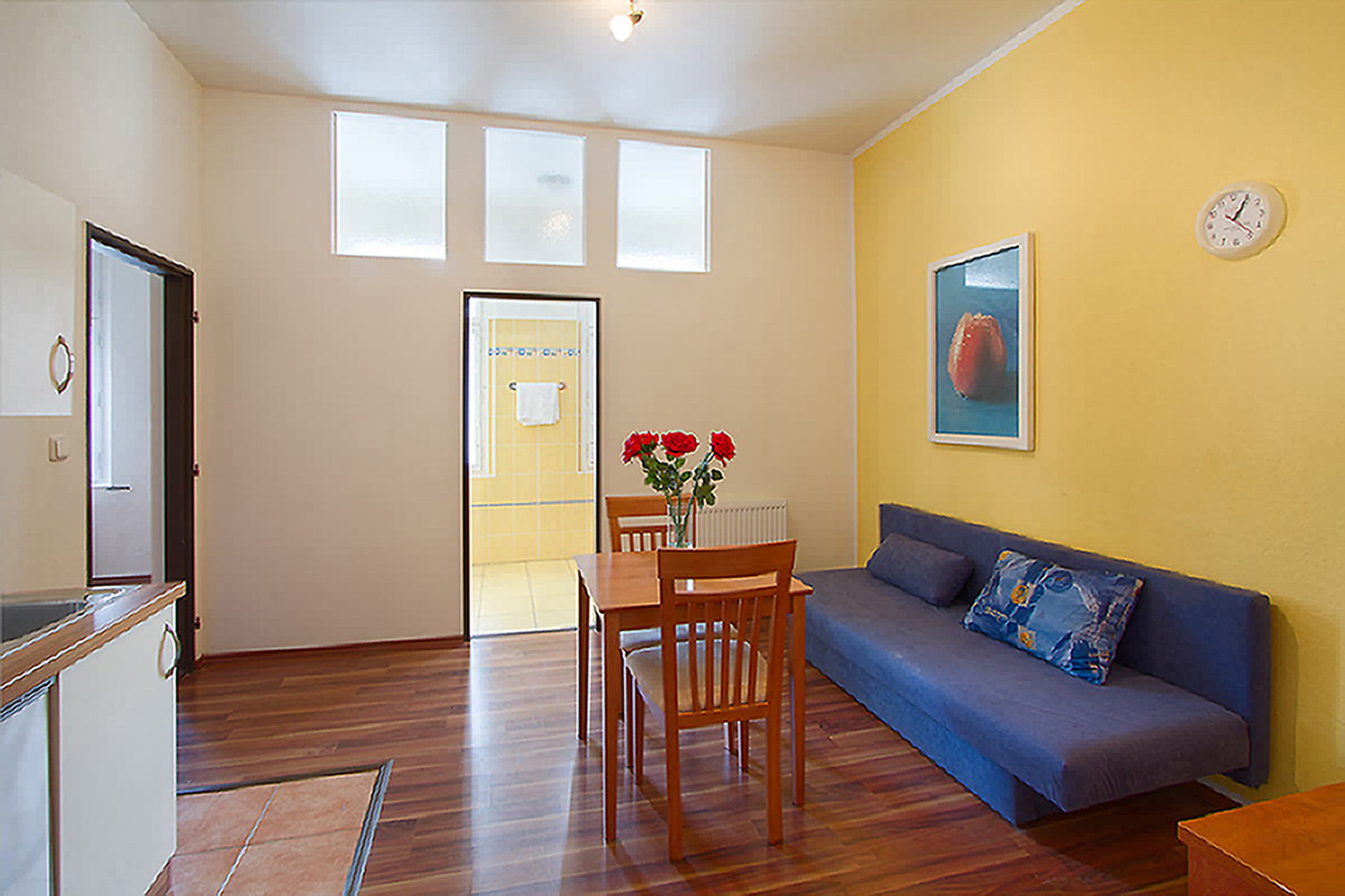 Spacious and cozy apartment in City center of Prague for four people photo 5841719