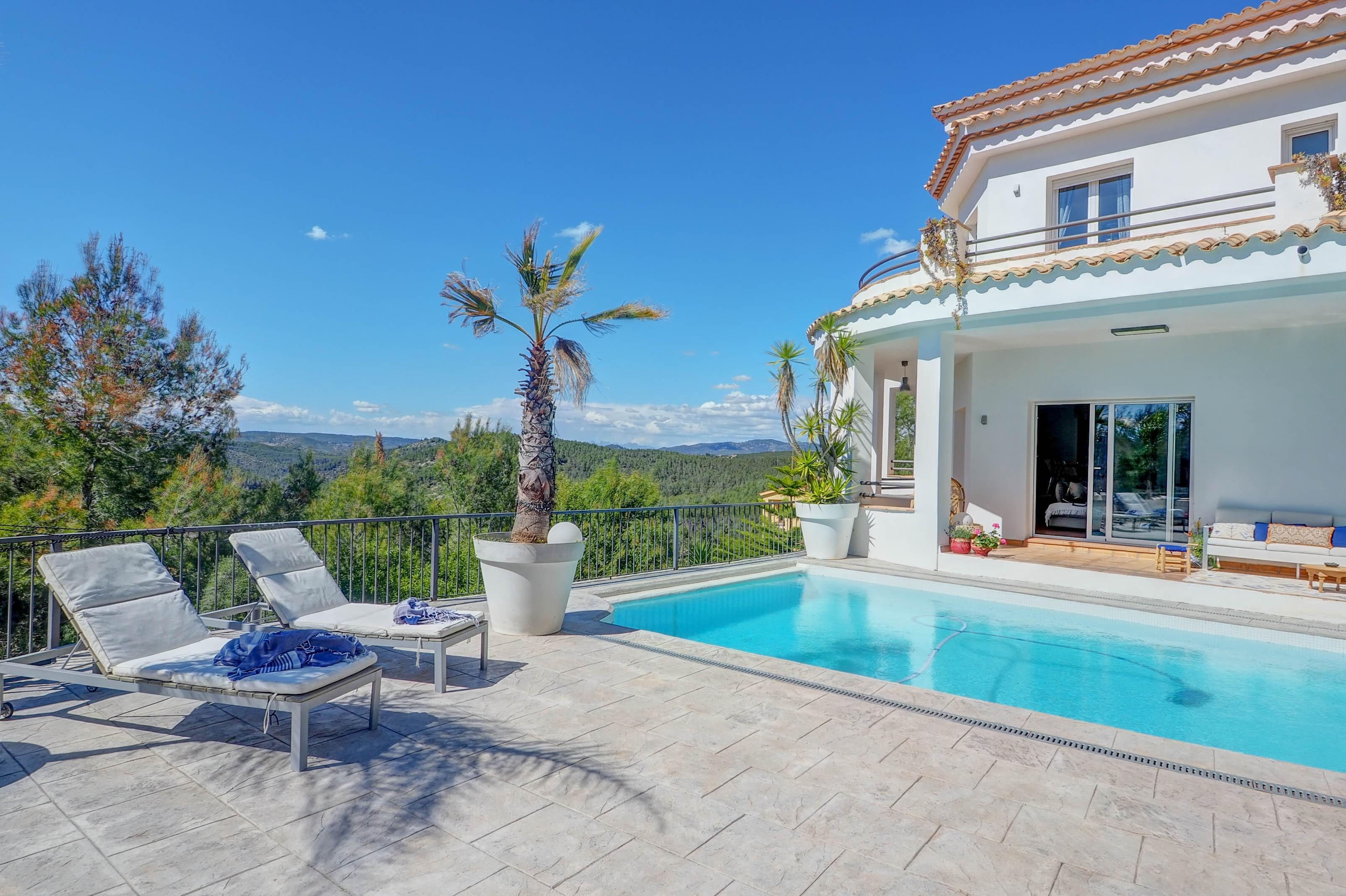 Villa Elysian with Magic Sea Views