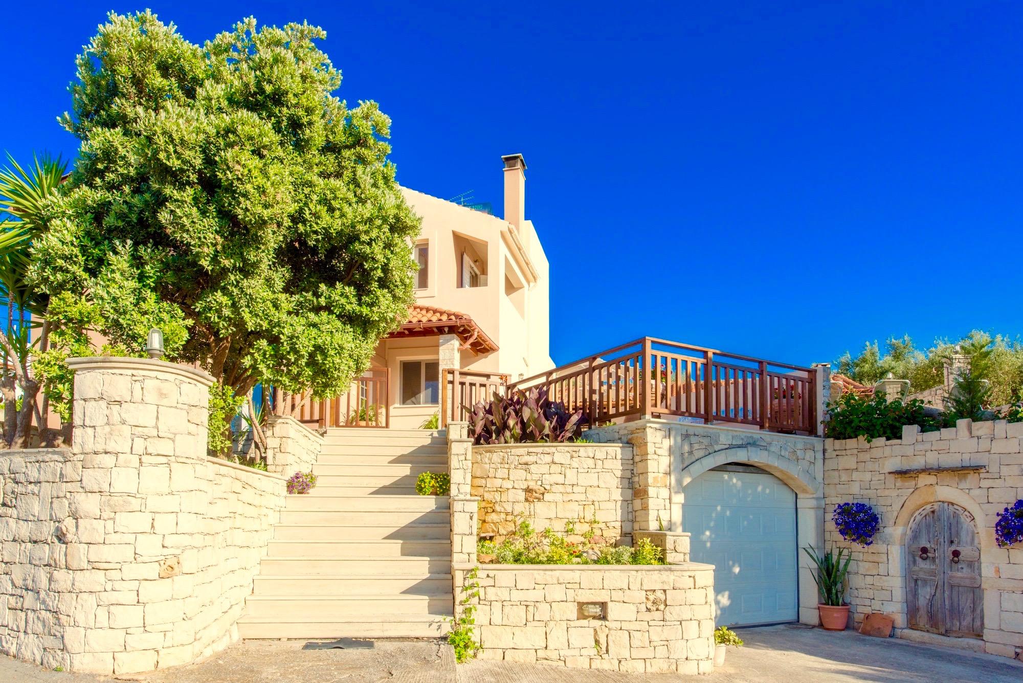 Ferienhaus Luxury Villa Korini with private swimming pool (2470495), Roumeli, Kreta Nordküste, Kreta, Griechenland, Bild 9