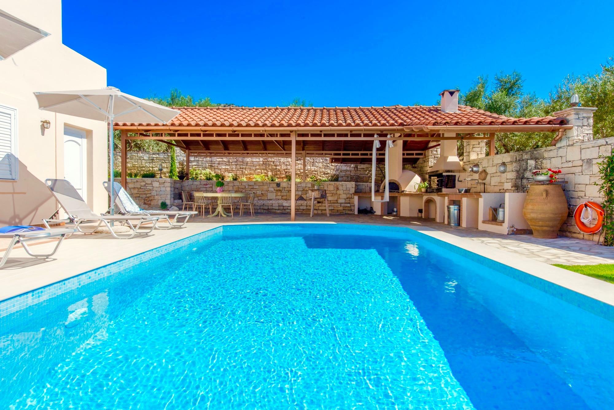 Ferienhaus Luxury Villa Korini with private swimming pool (2470495), Roumeli, Kreta Nordküste, Kreta, Griechenland, Bild 11