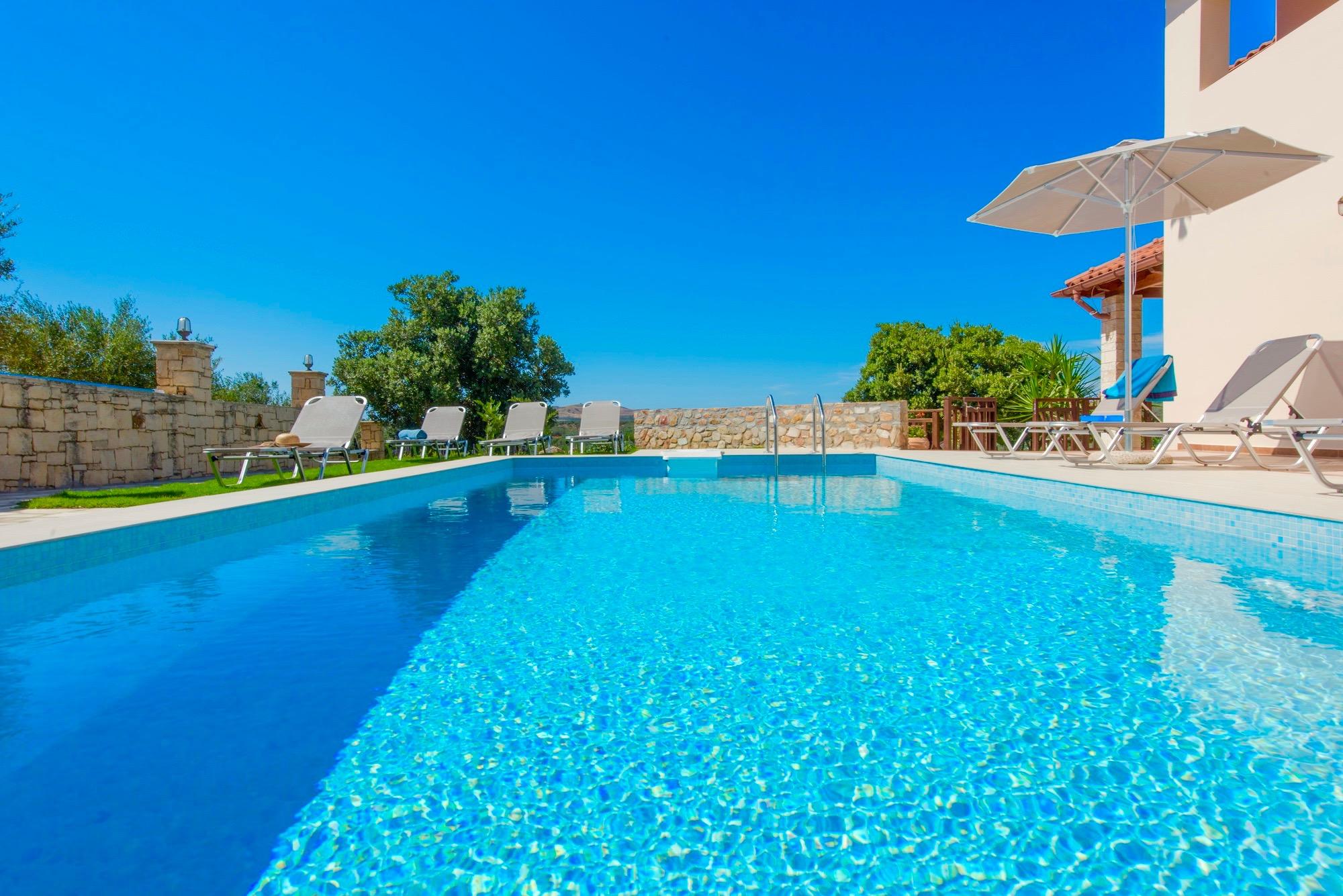Ferienhaus Luxury Villa Korini with private swimming pool (2470495), Roumeli, Kreta Nordküste, Kreta, Griechenland, Bild 12