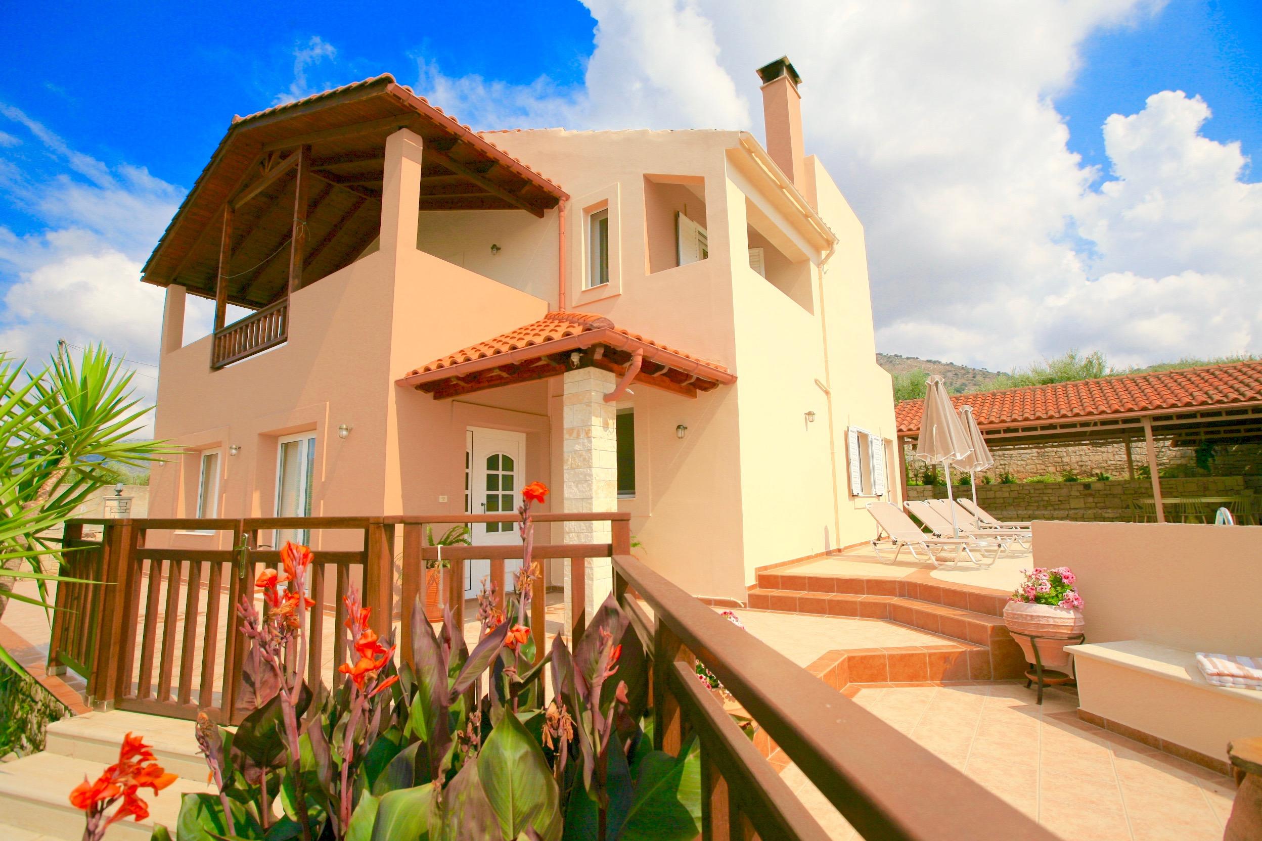 Ferienhaus Luxury Villa Korini with private swimming pool (2470495), Roumeli, Kreta Nordküste, Kreta, Griechenland, Bild 14