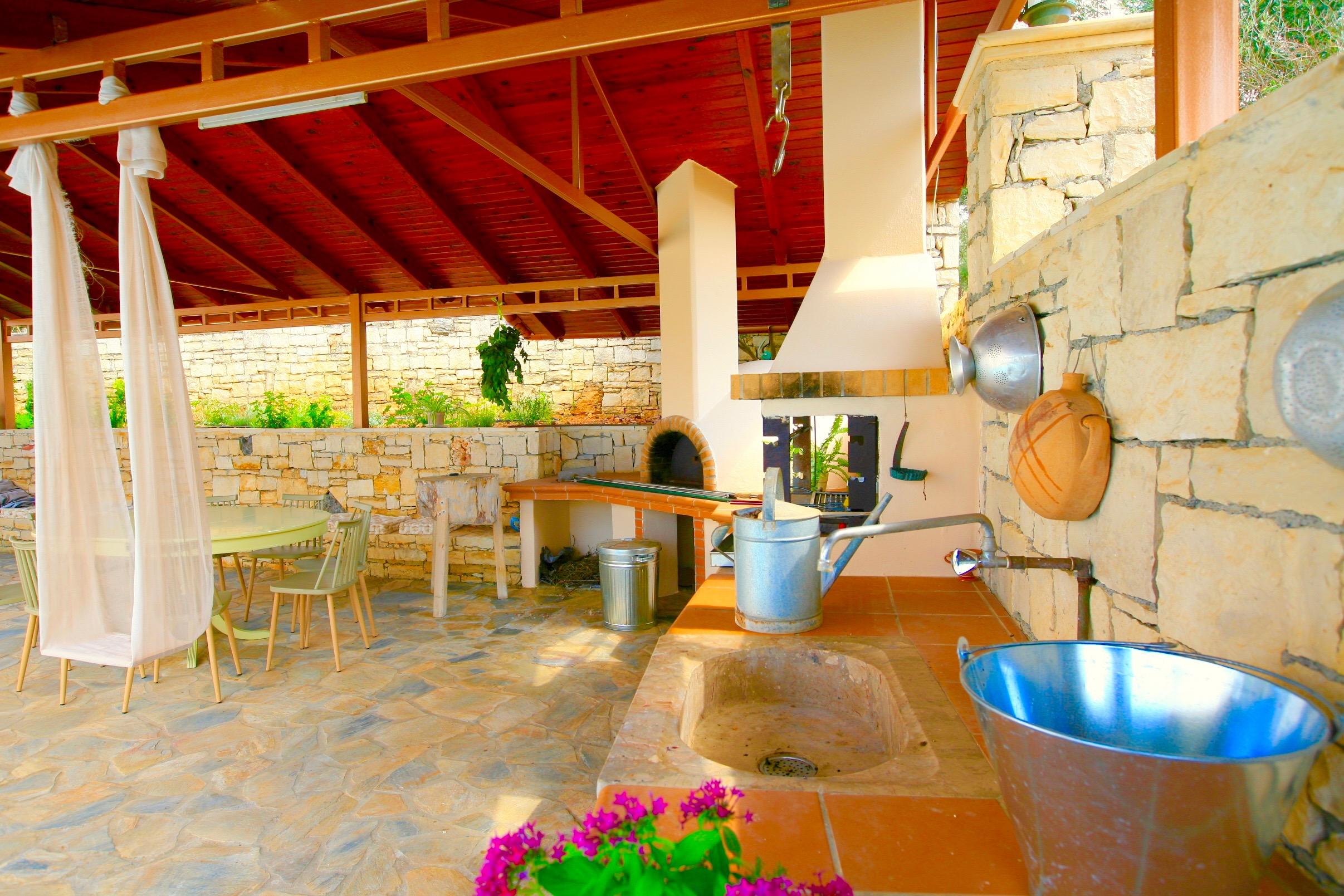 Ferienhaus Luxury Villa Korini with private swimming pool (2470495), Roumeli, Kreta Nordküste, Kreta, Griechenland, Bild 15