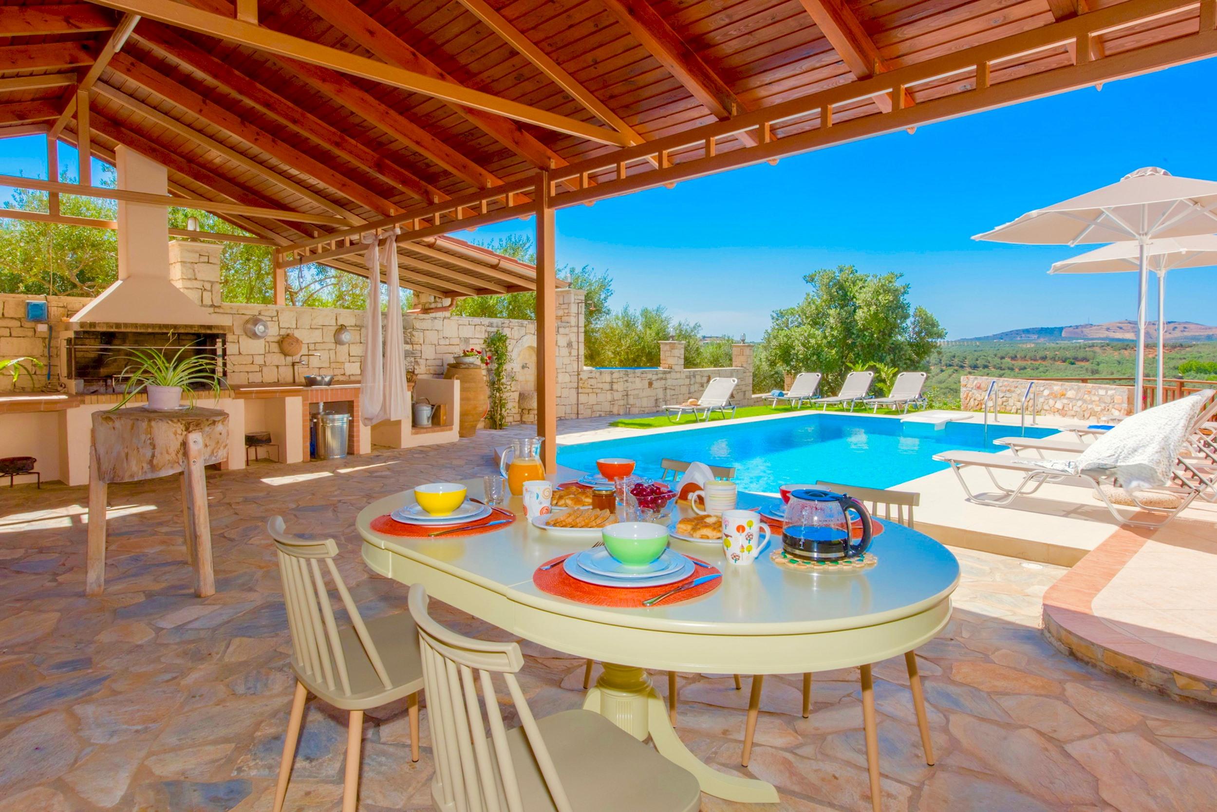 Ferienhaus Luxury Villa Korini with private swimming pool (2470495), Roumeli, Kreta Nordküste, Kreta, Griechenland, Bild 17