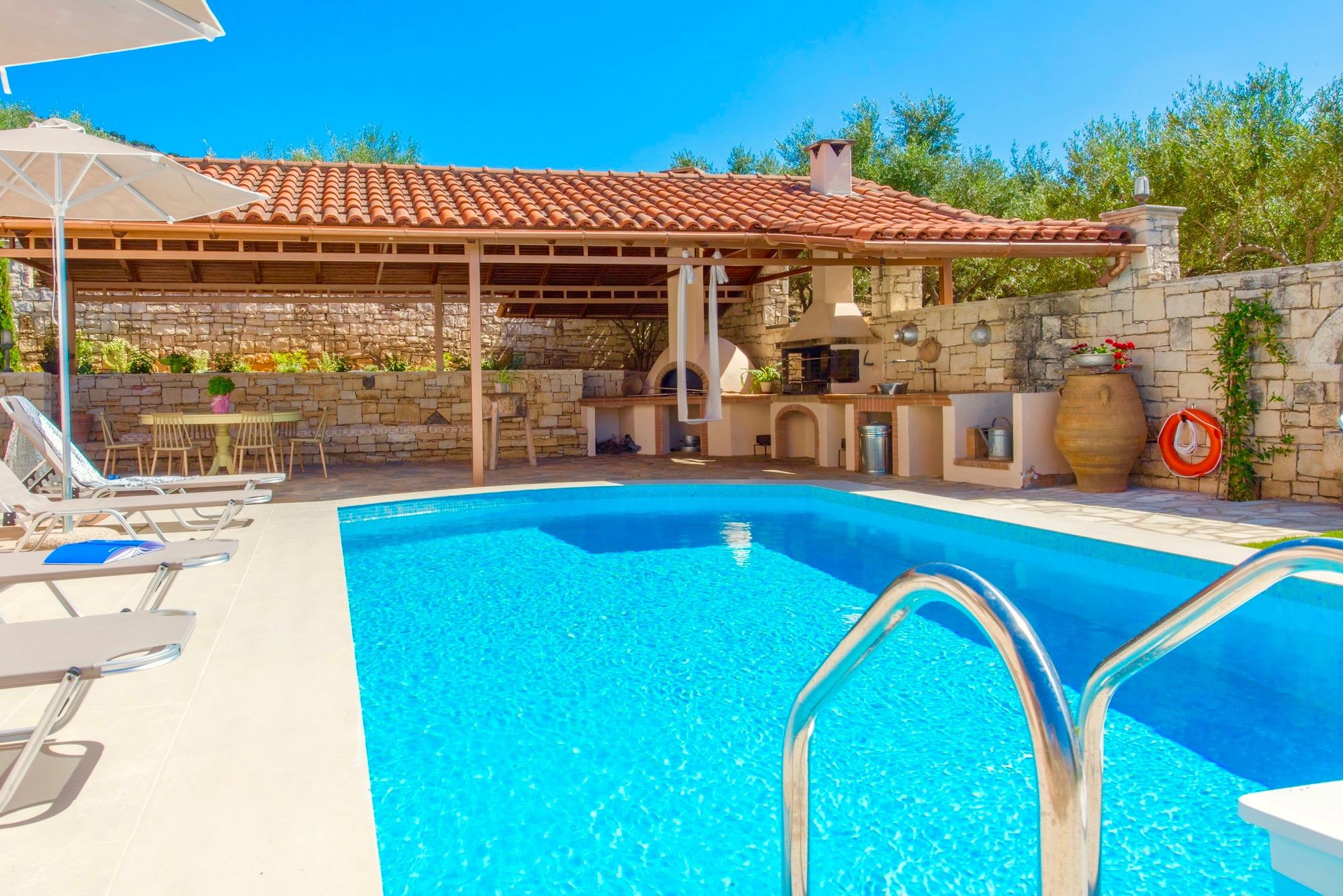 Ferienhaus Luxury Villa Korini with private swimming pool (2470495), Roumeli, Kreta Nordküste, Kreta, Griechenland, Bild 18