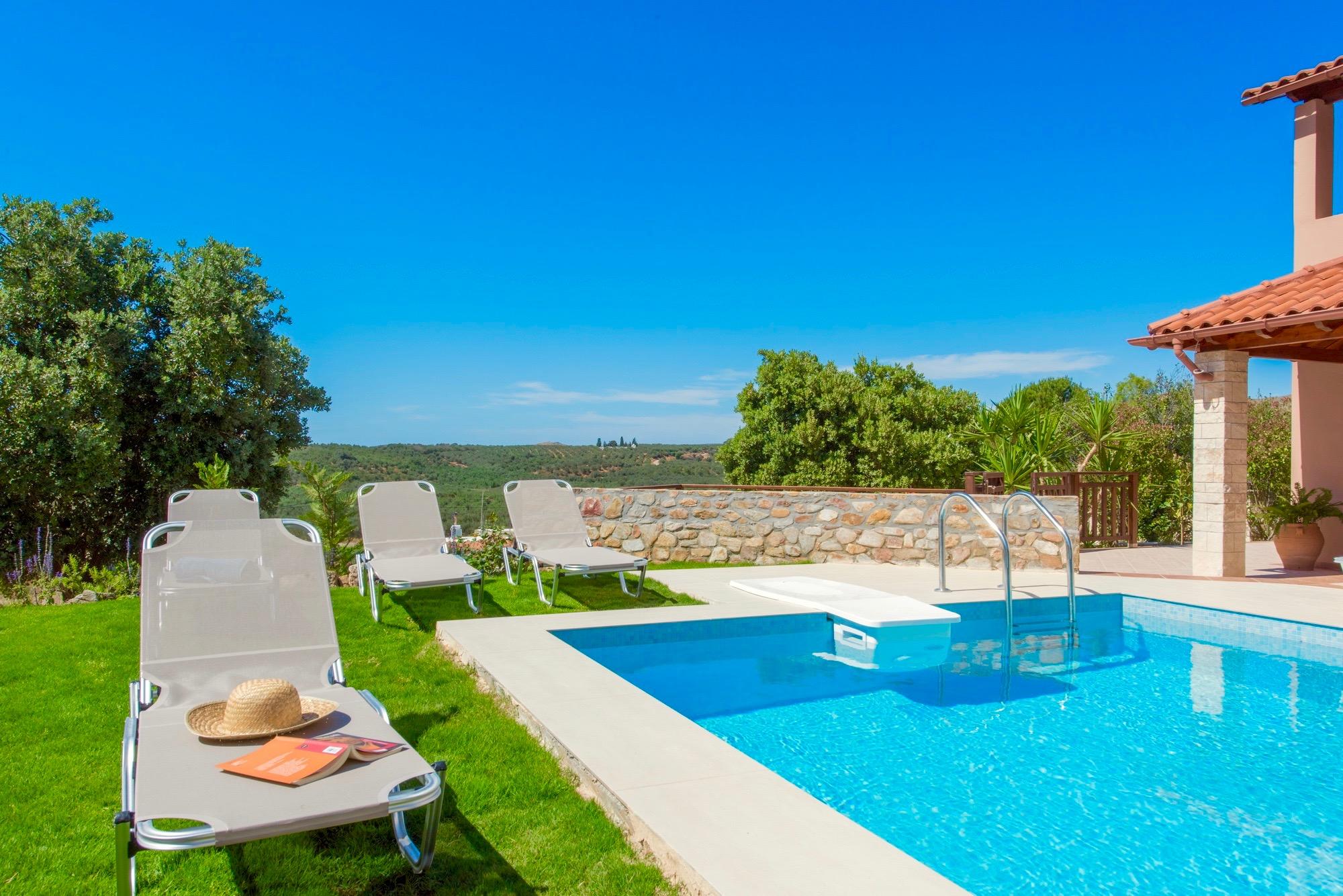 Ferienhaus Luxury Villa Korini with private swimming pool (2470495), Roumeli, Kreta Nordküste, Kreta, Griechenland, Bild 22