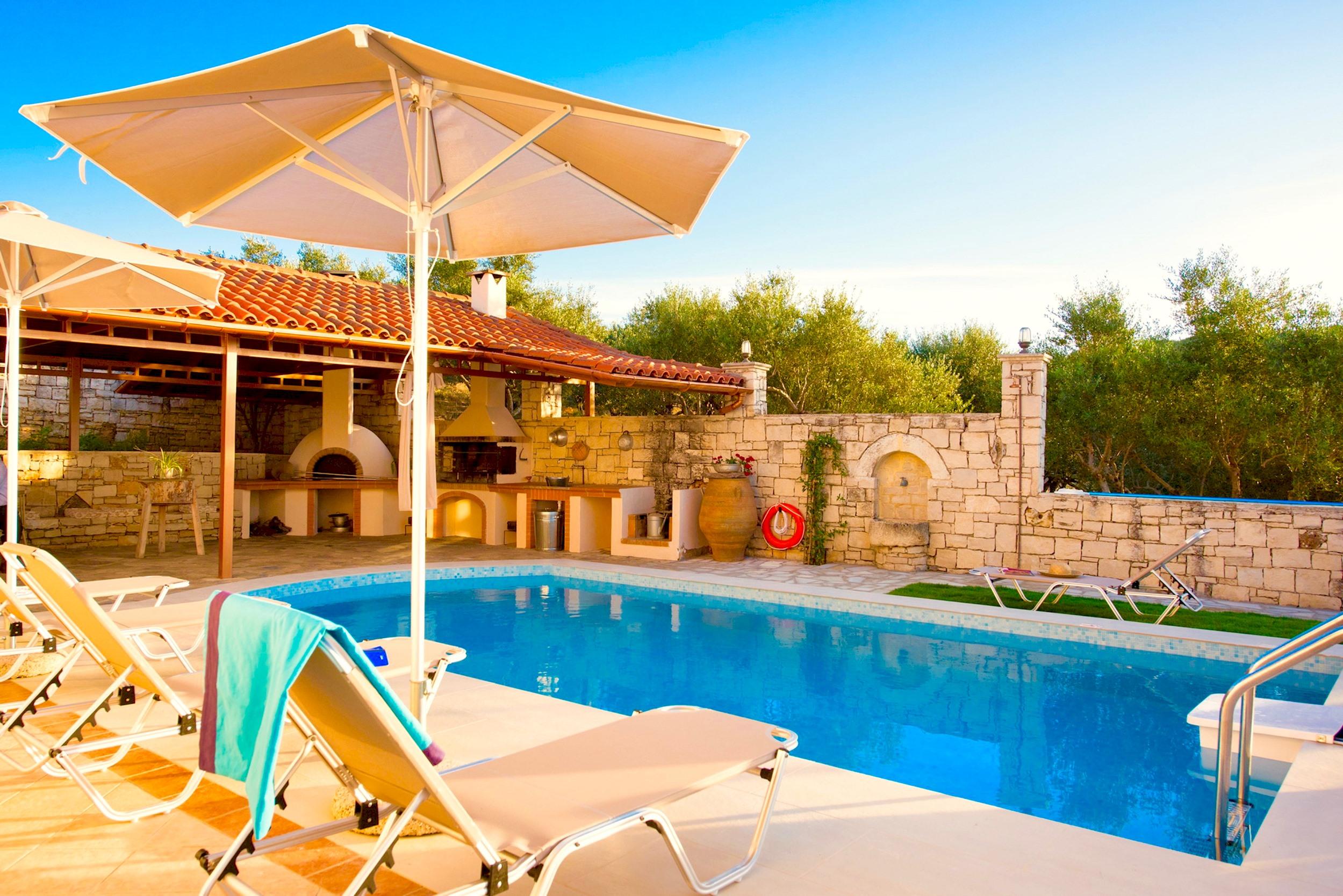 Ferienhaus Luxury Villa Korini with private swimming pool (2470495), Roumeli, Kreta Nordküste, Kreta, Griechenland, Bild 26