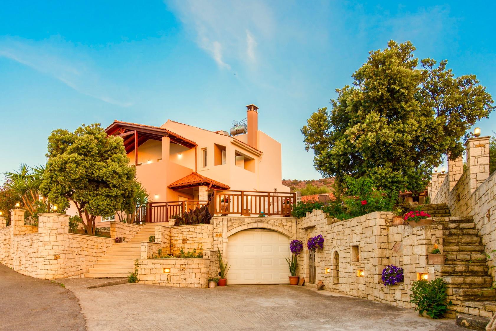 Ferienhaus Luxury Villa Korini with private swimming pool (2470495), Roumeli, Kreta Nordküste, Kreta, Griechenland, Bild 29