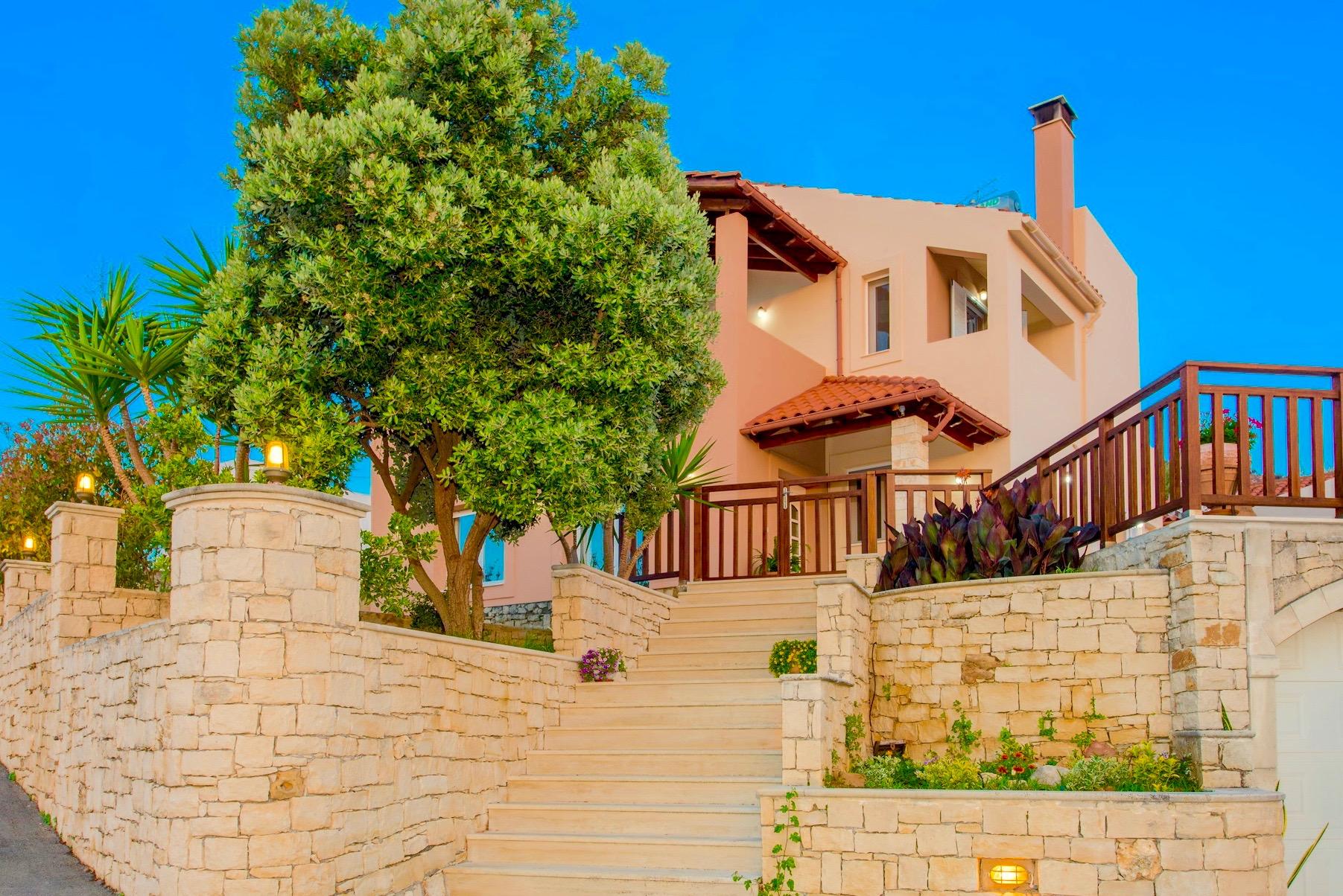 Ferienhaus Luxury Villa Korini with private swimming pool (2470495), Roumeli, Kreta Nordküste, Kreta, Griechenland, Bild 30