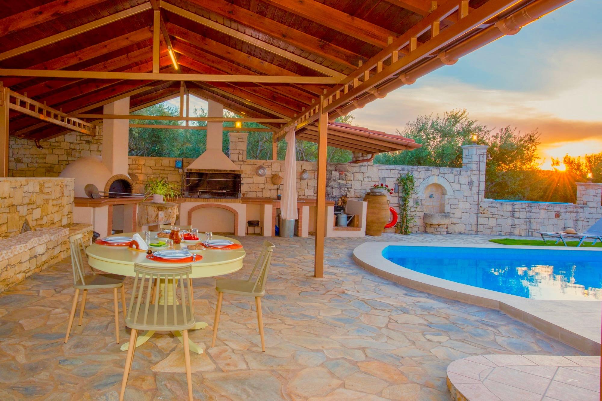 Ferienhaus Luxury Villa Korini with private swimming pool (2470495), Roumeli, Kreta Nordküste, Kreta, Griechenland, Bild 31