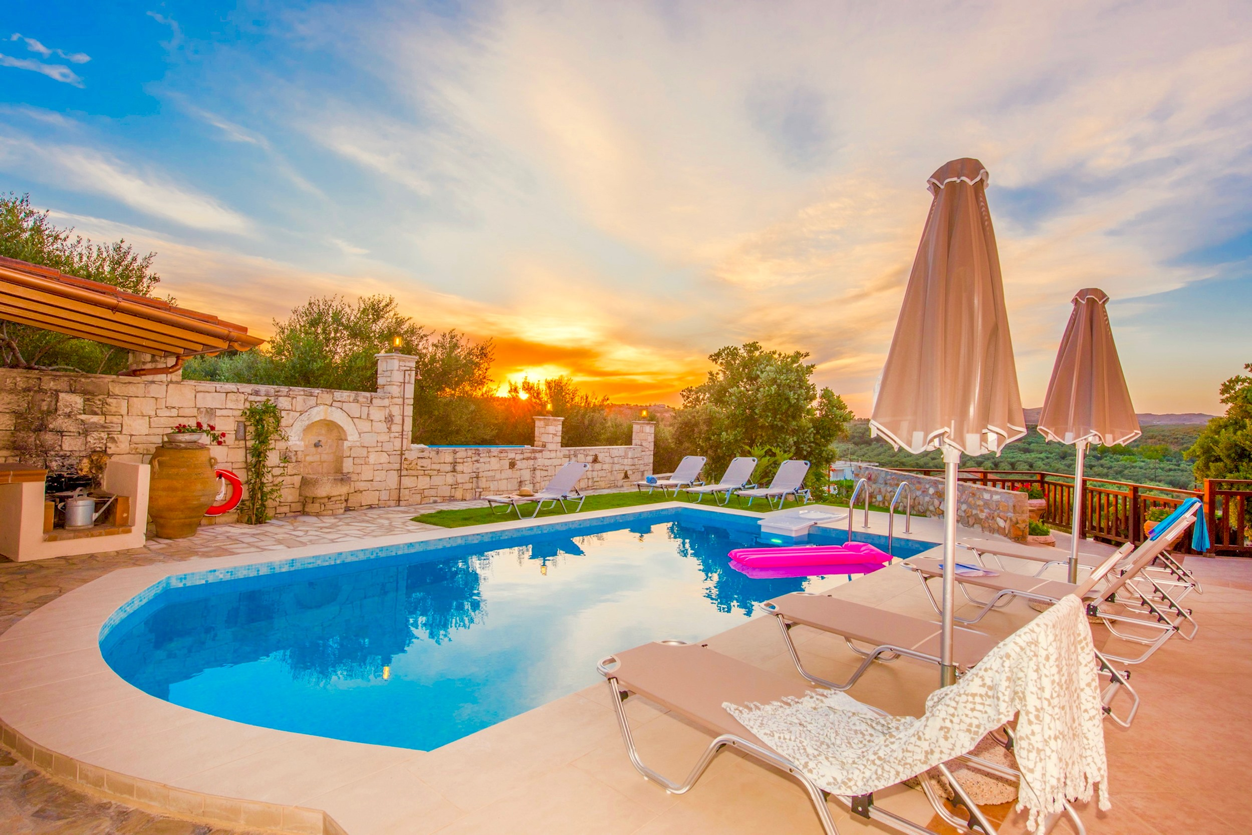 Ferienhaus Luxury Villa Korini with private swimming pool (2470495), Roumeli, Kreta Nordküste, Kreta, Griechenland, Bild 32