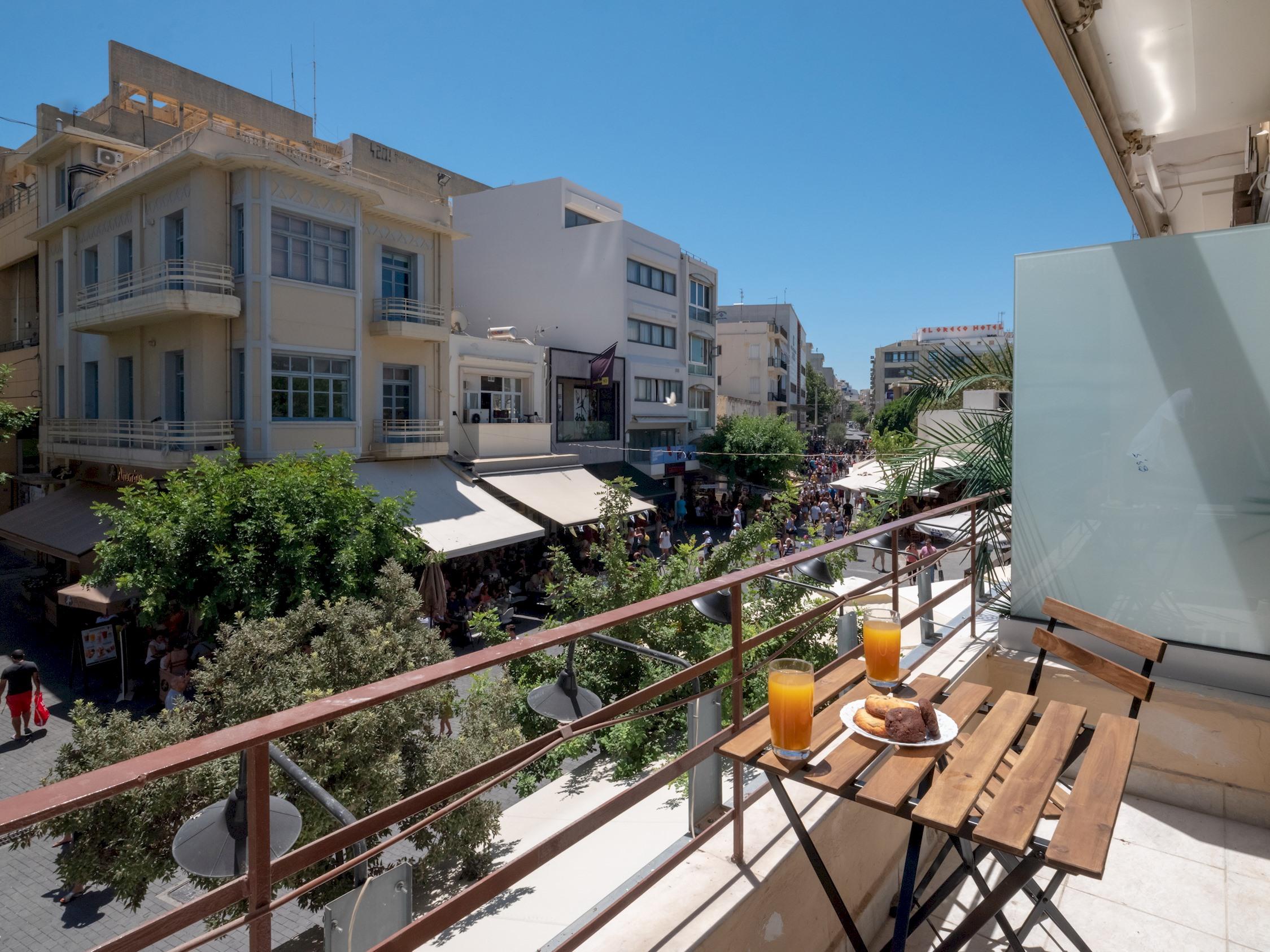 Ferienwohnung Heraklion's Heart (2656938), Iraklion Kriti, Kreta Nordküste, Kreta, Griechenland, Bild 2