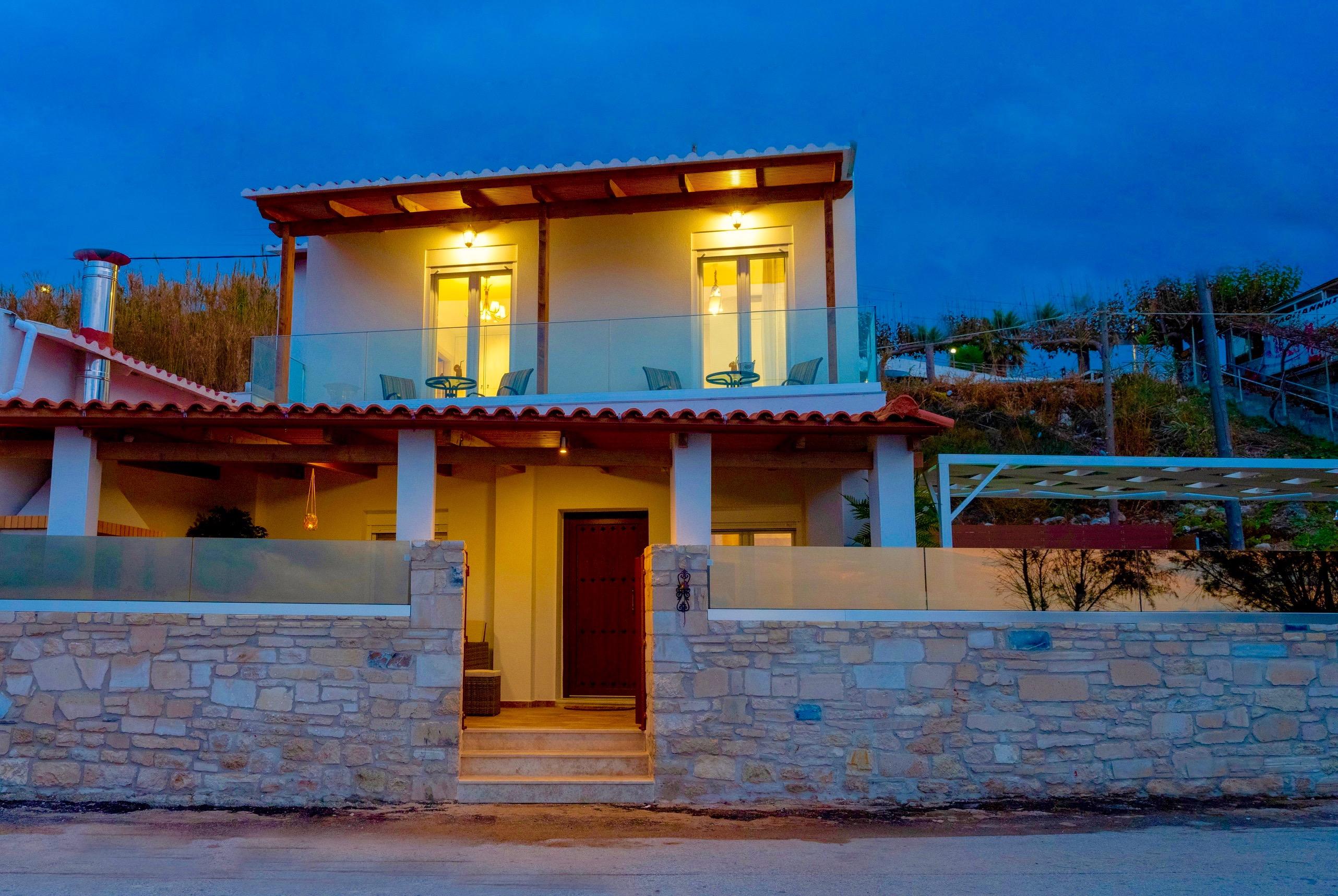 Ferienhaus Thalassa Beachfront Villa with private pool (2704678), Prinos, Kreta Nordküste, Kreta, Griechenland, Bild 5