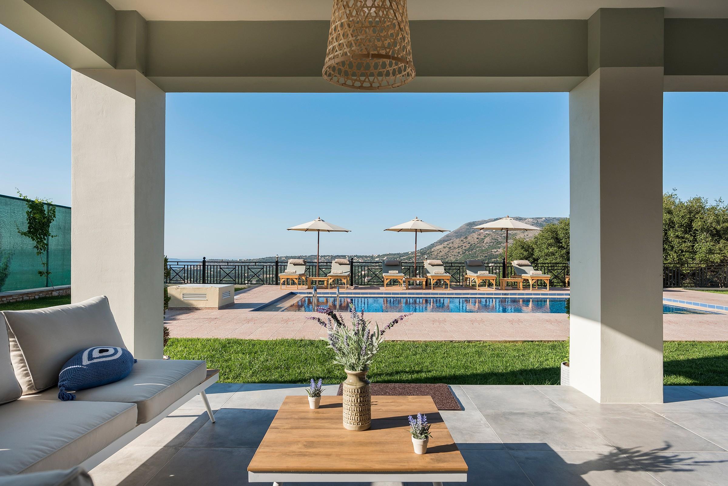 Erato Luxury Residence, private pool, BBQ, nea... photo 16535488