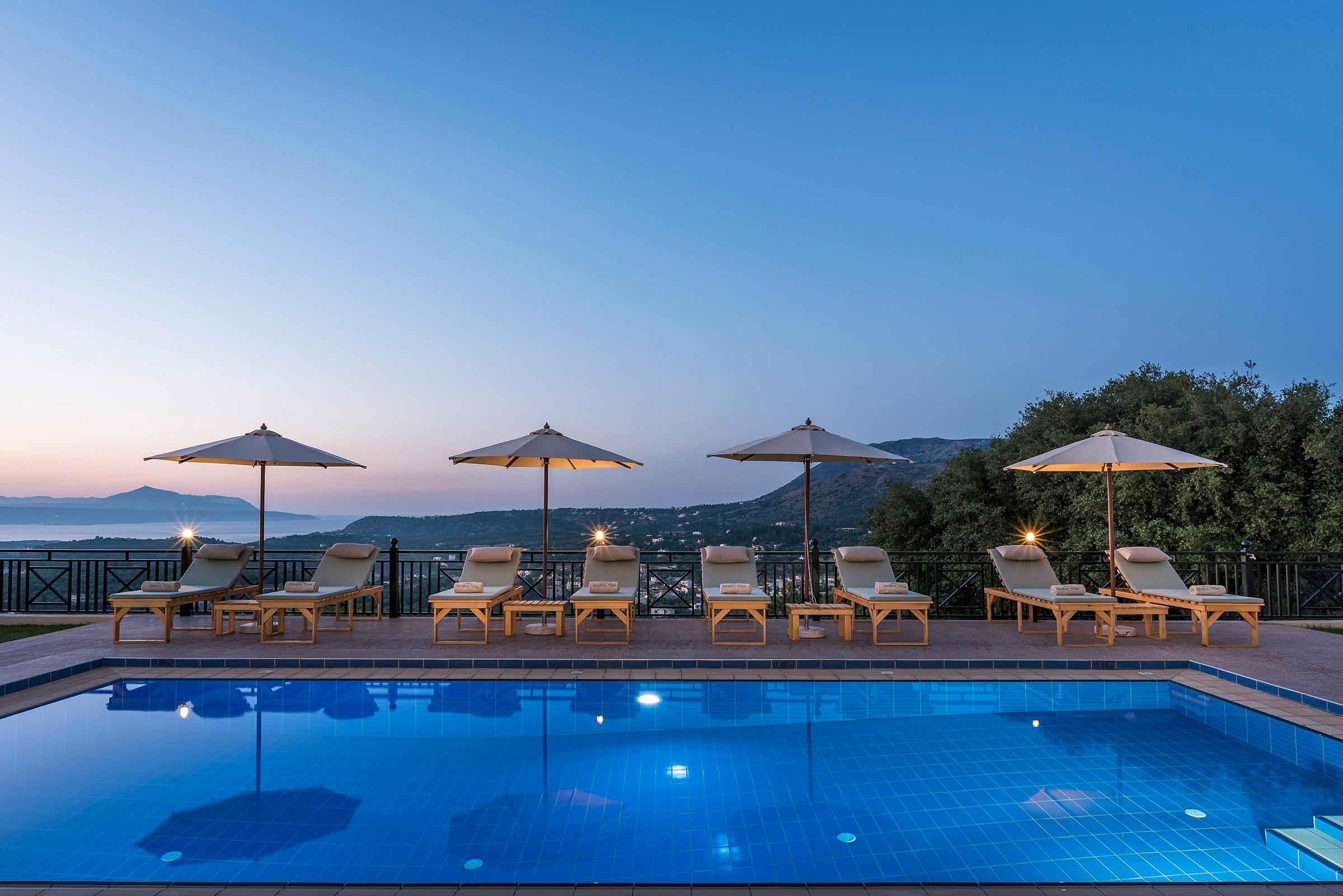 Erato Luxury Residence, private pool, BBQ, nea... photo 16535486