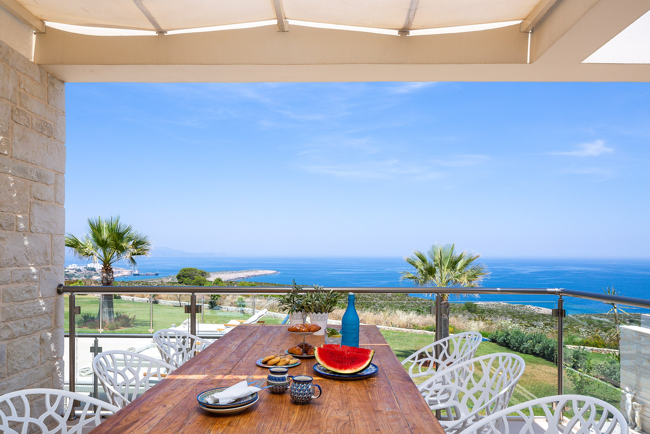 Apartment Elias Seafront  Luxurious 4bedroom villa with     photo 20378902