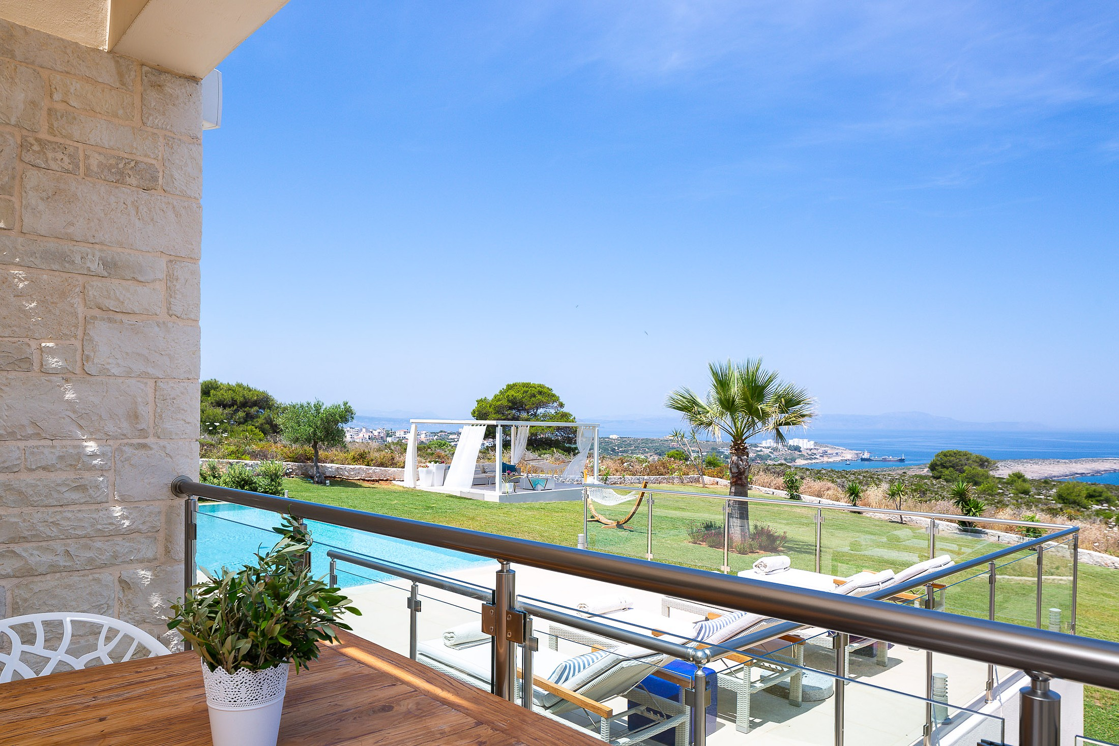 Apartment Elias Seafront  Luxurious 4bedroom villa with     photo 20378904