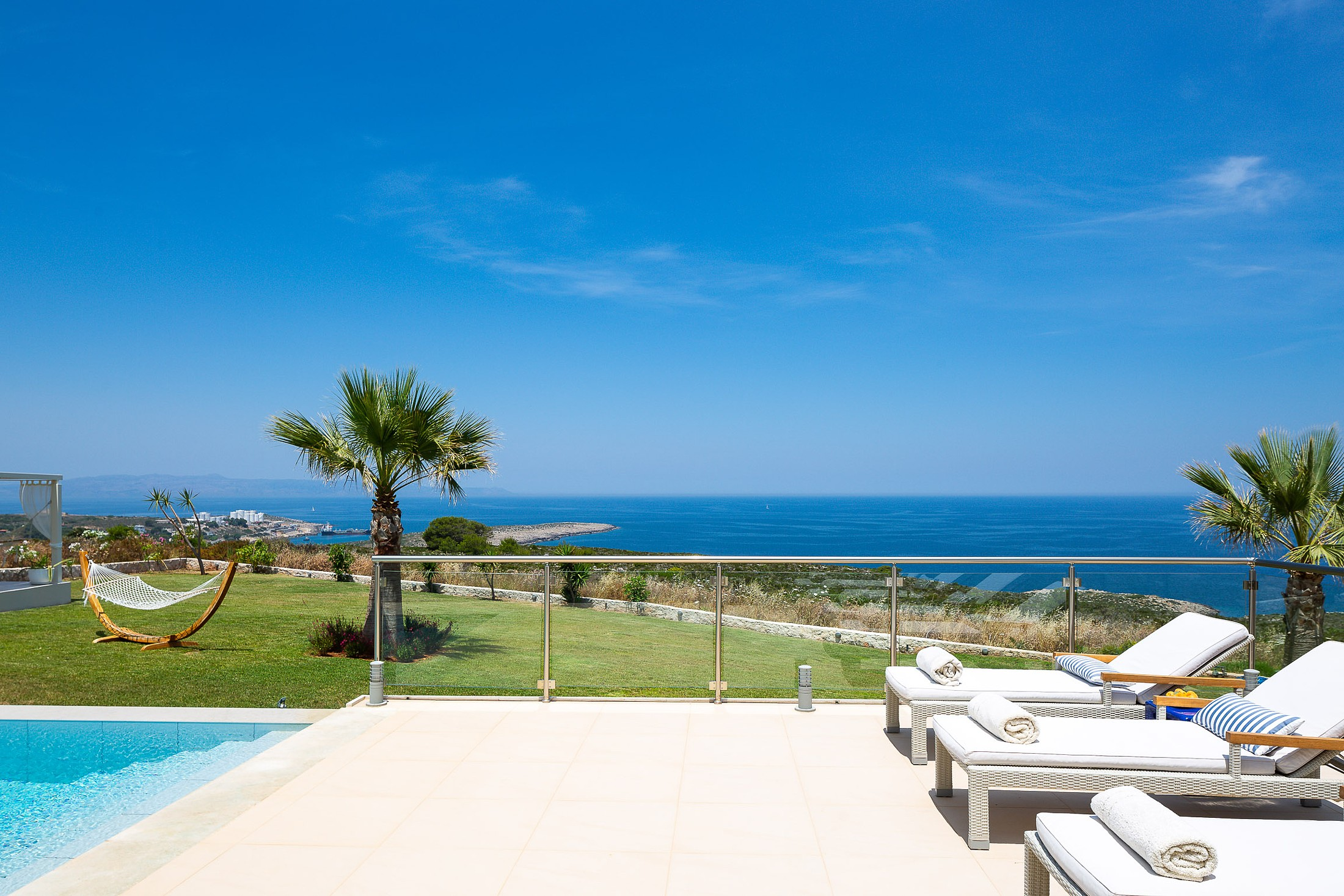 Apartment Elias Seafront  Luxurious 4bedroom villa with     photo 20378924