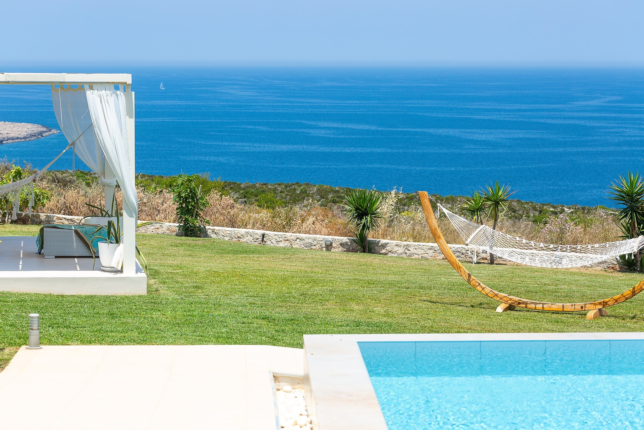 Apartment Elias Seafront  Luxurious 4bedroom villa with     photo 20378930