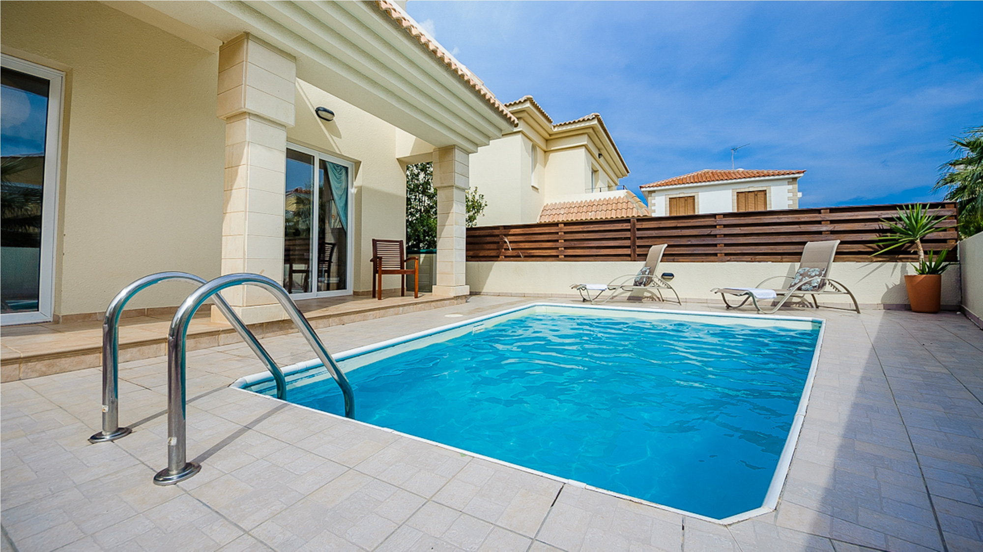 Apartment RENT your luxury PRIVATE VILLA 164 in Cyprus photo 23805727