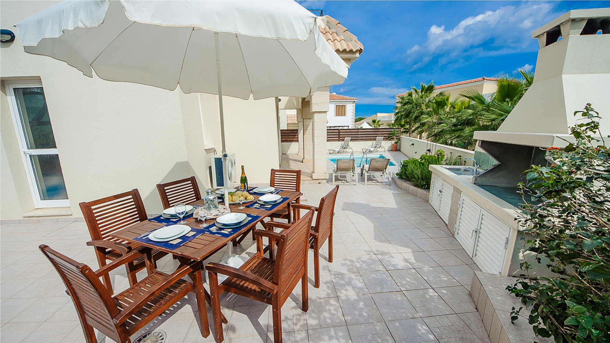 Apartment RENT your luxury PRIVATE VILLA 164 in Cyprus photo 23805694