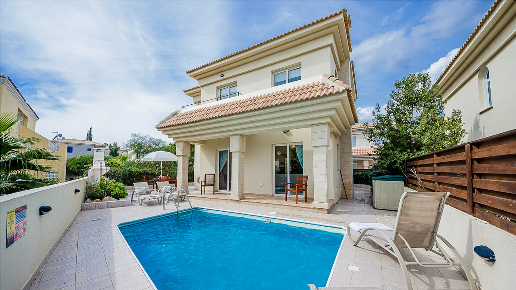Apartment RENT your luxury PRIVATE VILLA 164 in Cyprus photo 23805718