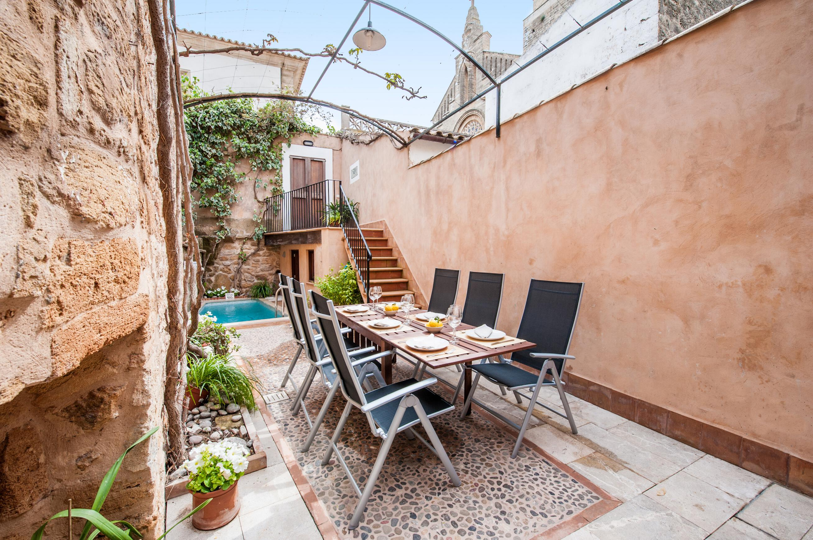 Apartment Holiday Home Sant Jaume photo 21318544