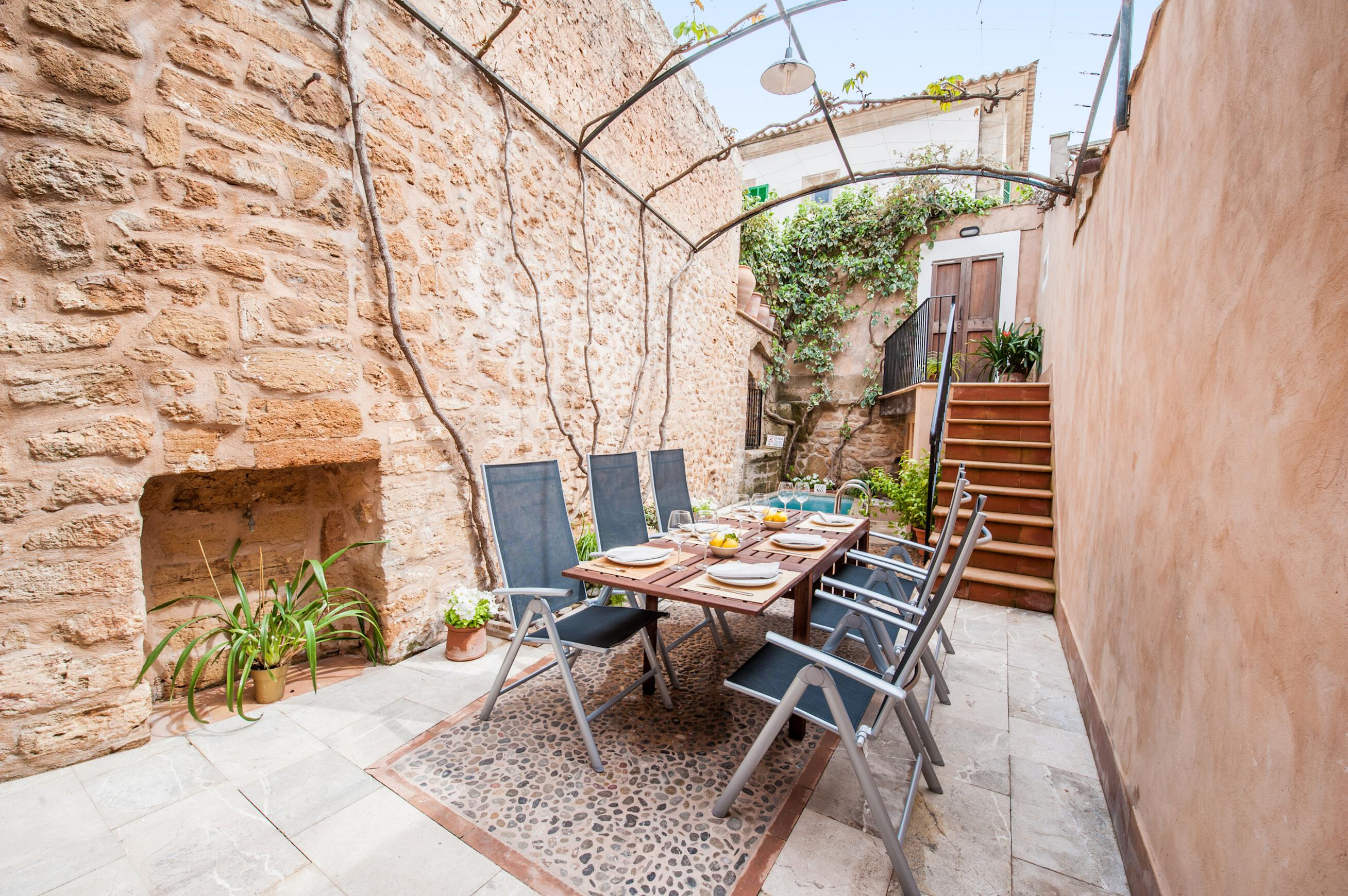 Holiday Home Sant Jaume photo 21318546