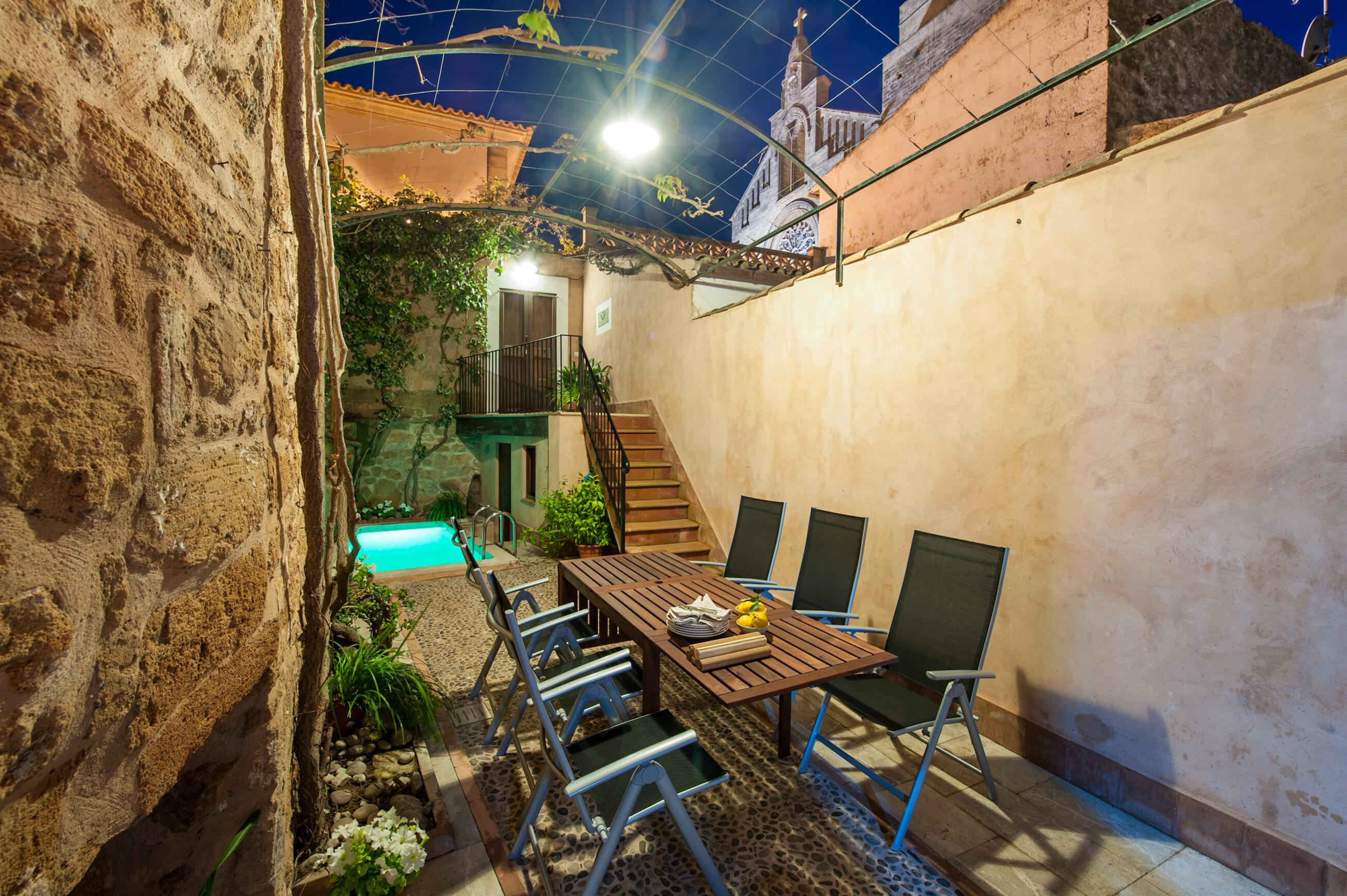 Apartment Holiday Home Sant Jaume photo 20283768