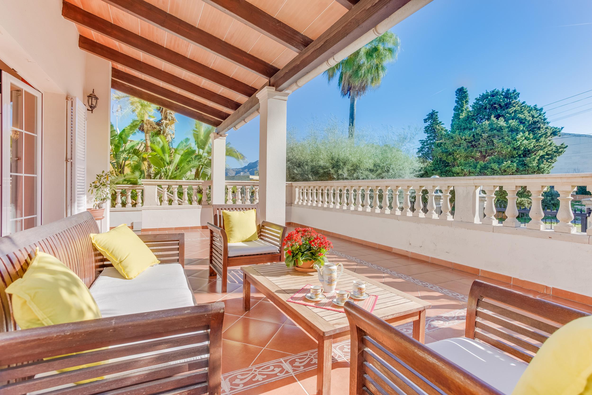 Apartment Villa Ca S Angles photo 20285128