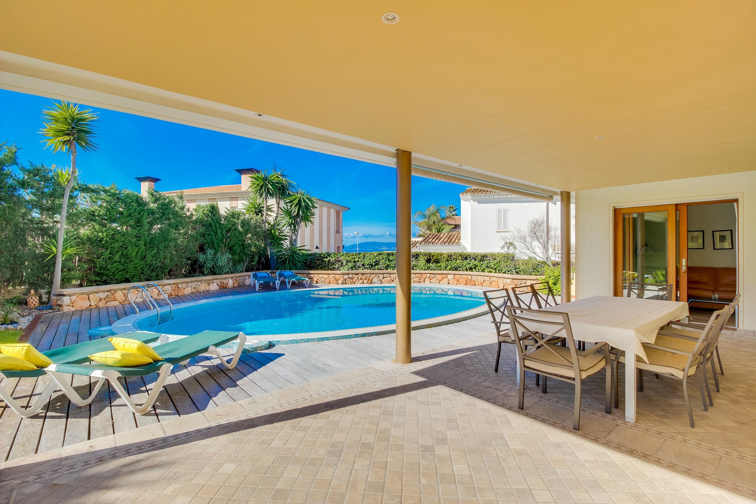 Apartment Villa Cala Blava photo 20399465