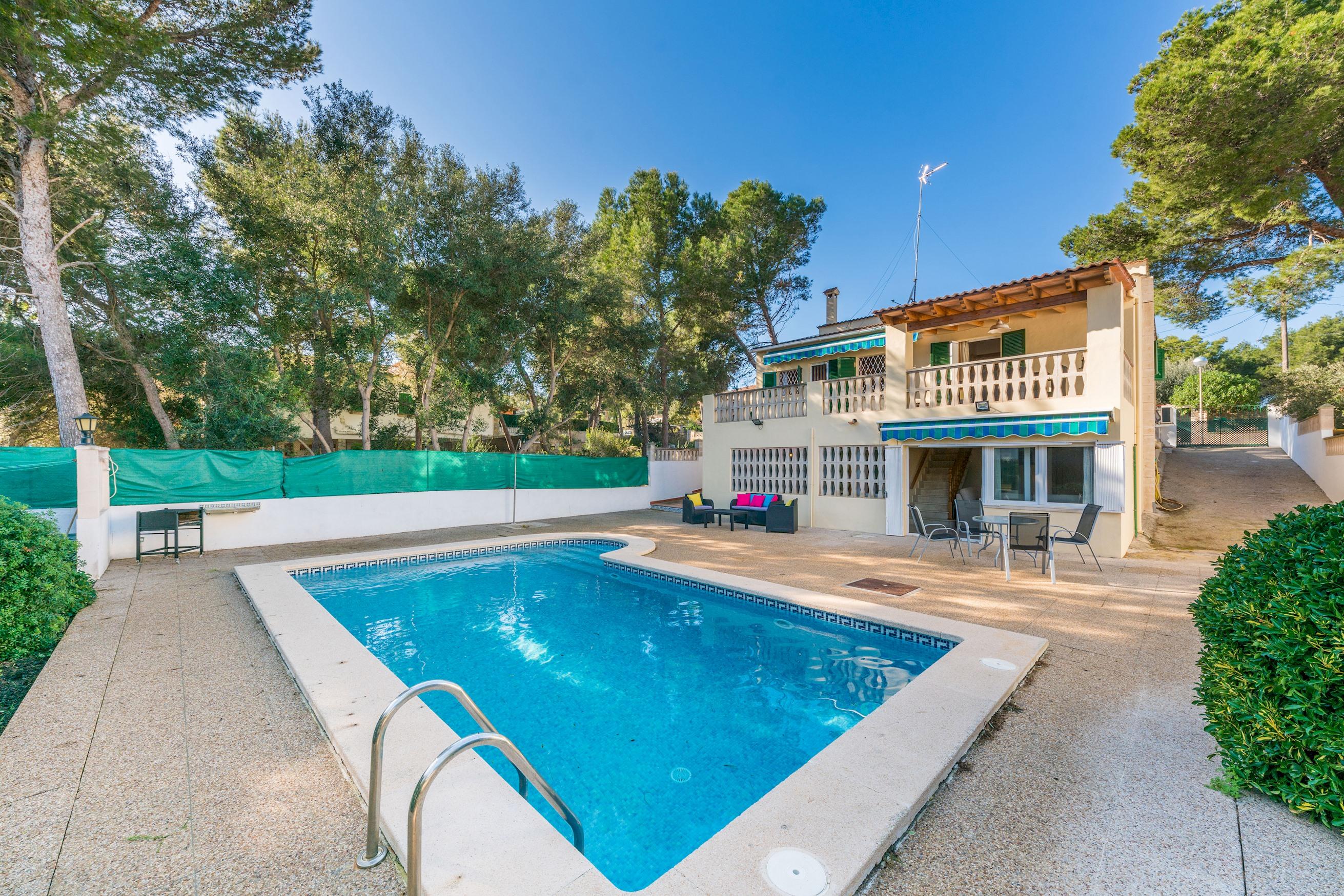 Apartment Villa Es Niu photo 21435356