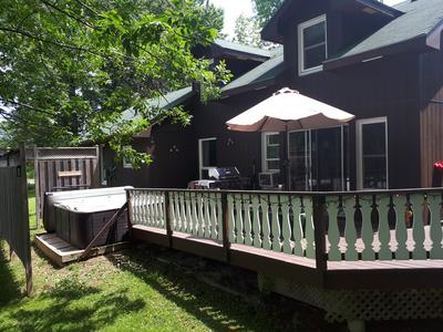Apartment 6 Bed Blue Mountain Cottage with Hot Tub  102 - Sleeps 14 photo 20444202