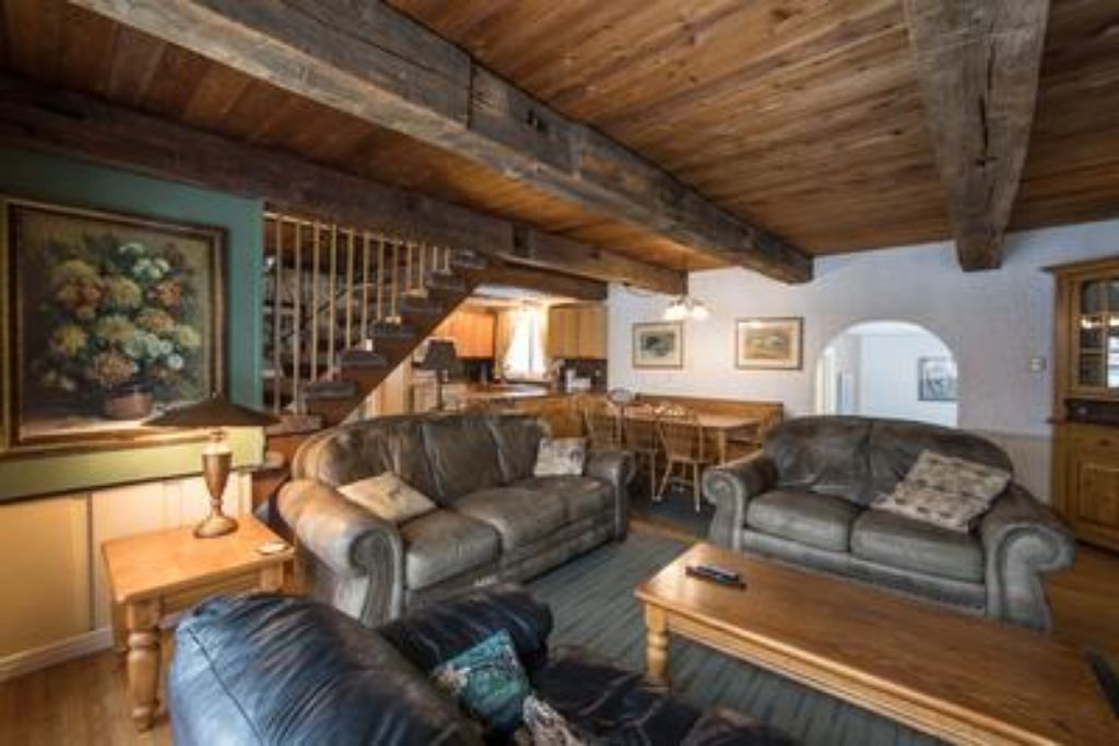 Apartment 6 Bed Blue Mountain Cottage with Hot Tub  102 - Sleeps 14 photo 20301916
