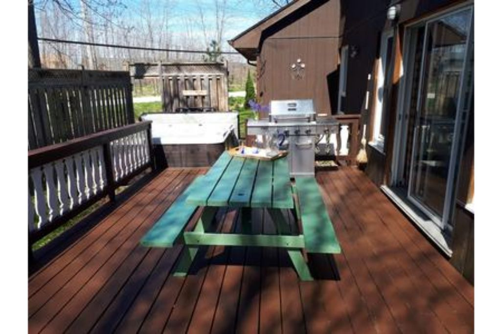 Apartment 6 Bed Blue Mountain Cottage with Hot Tub  102 - Sleeps 14 photo 20444204