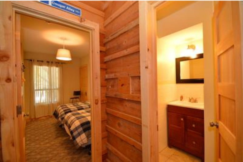 Apartment 9 Bed Blue Mountain Chalet with Hot Tub  214 - Sleeps 20 photo 20293479