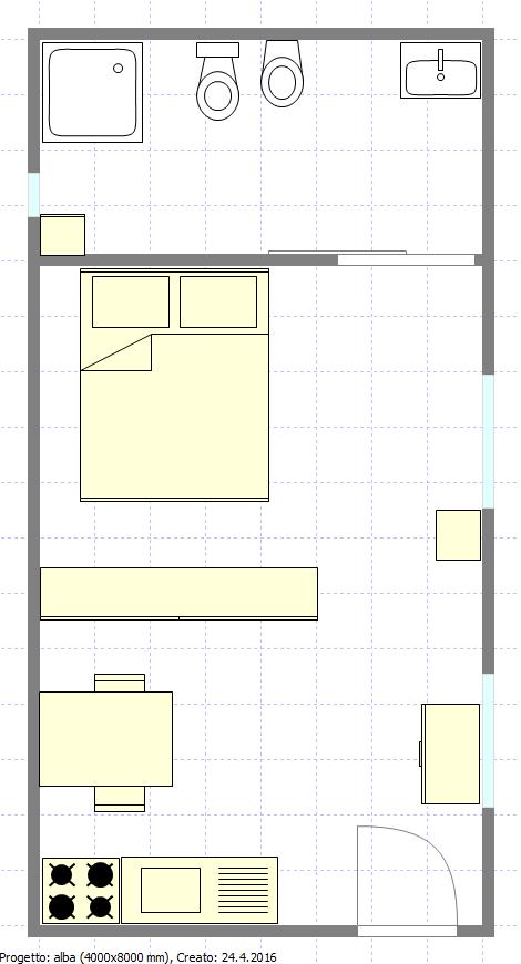 Apartment poggio alla rocca - alba photo 20209903