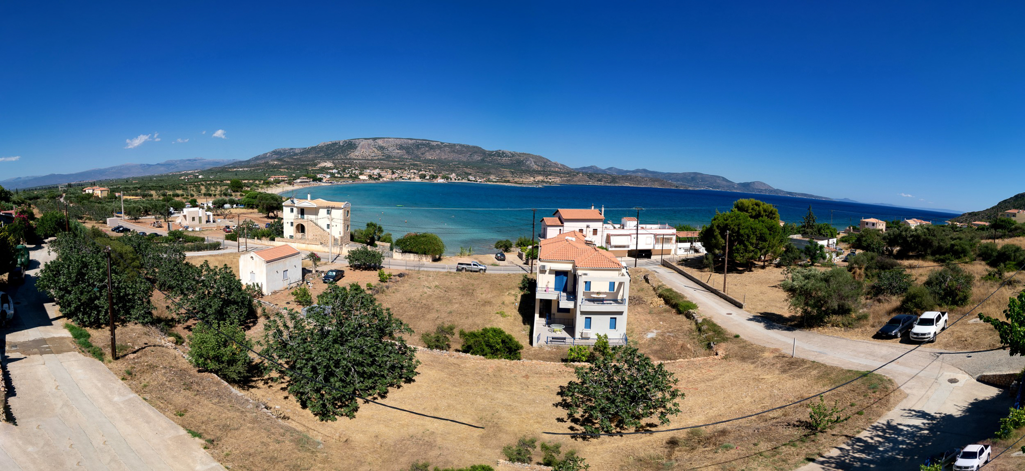 Holiday apartment SeaView flat few meters from the Beach (2654744), Daimonia, , Peloponnese, Greece, picture 8