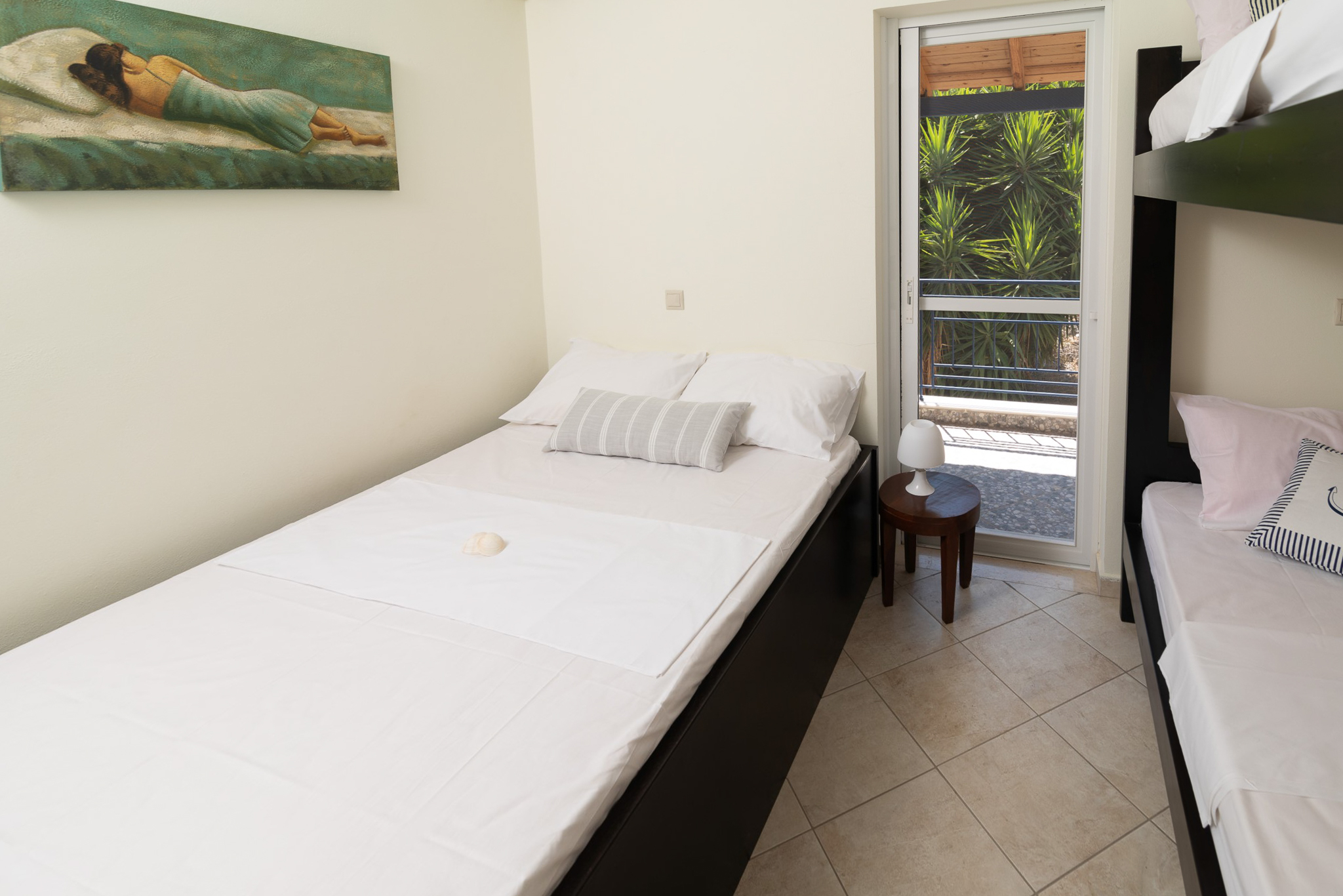 Holiday apartment SeaView flat few meters from the Beach (2654744), Daimonia, , Peloponnese, Greece, picture 11