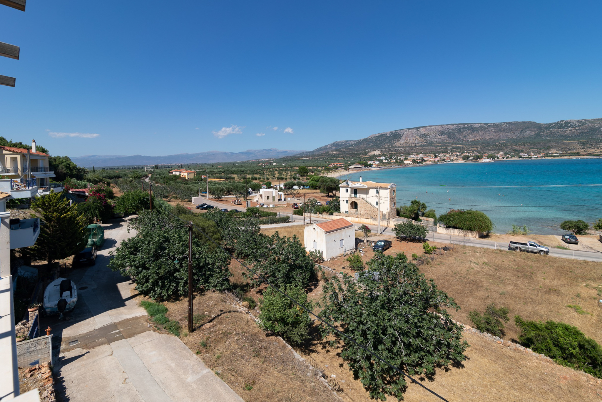 Holiday apartment SeaView flat few meters from the Beach (2654744), Daimonia, , Peloponnese, Greece, picture 21