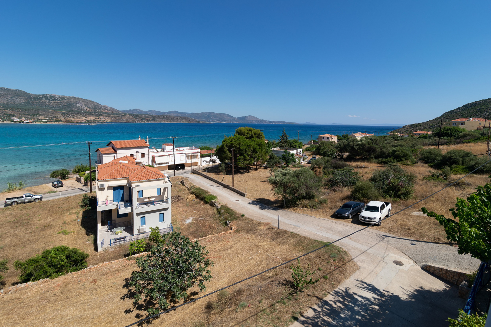 Holiday apartment SeaView flat few meters from the Beach (2654744), Daimonia, , Peloponnese, Greece, picture 30