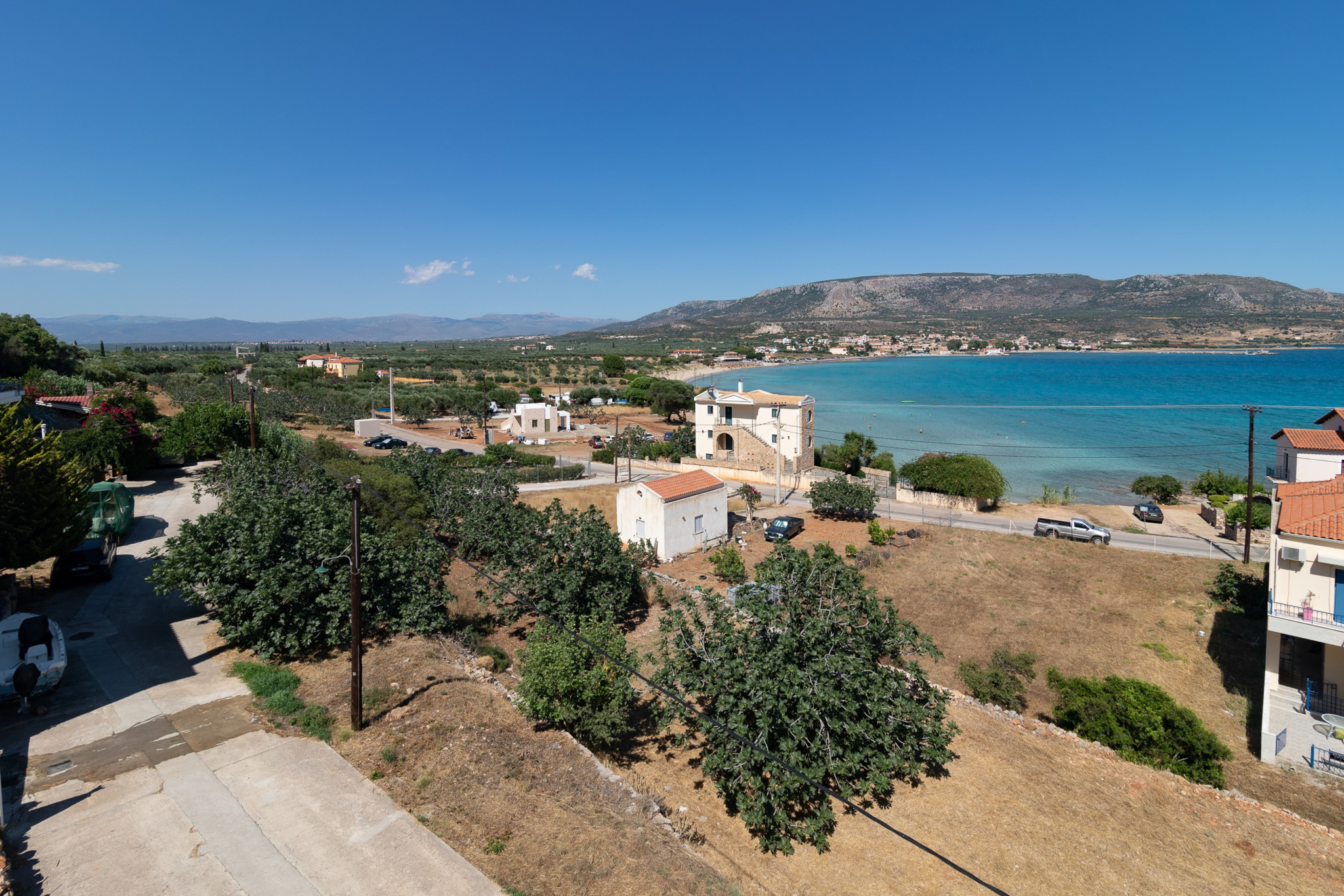 Holiday apartment SeaView flat few meters from the Beach (2654744), Daimonia, , Peloponnese, Greece, picture 29