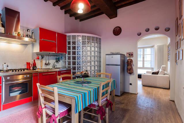 Lucca, Italy Apartment #RU1192106