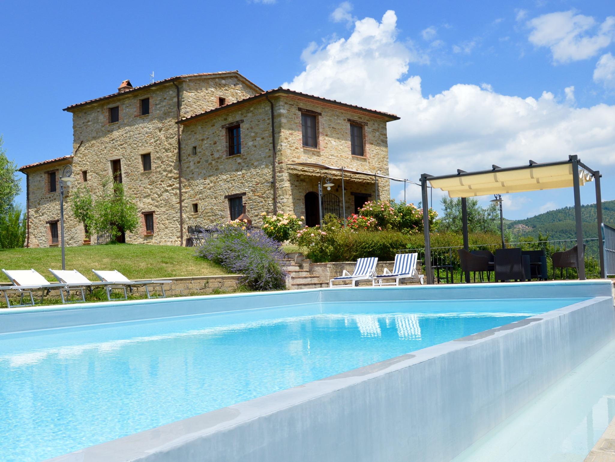 Citta di Castello, Italie Appartement #RU1290217