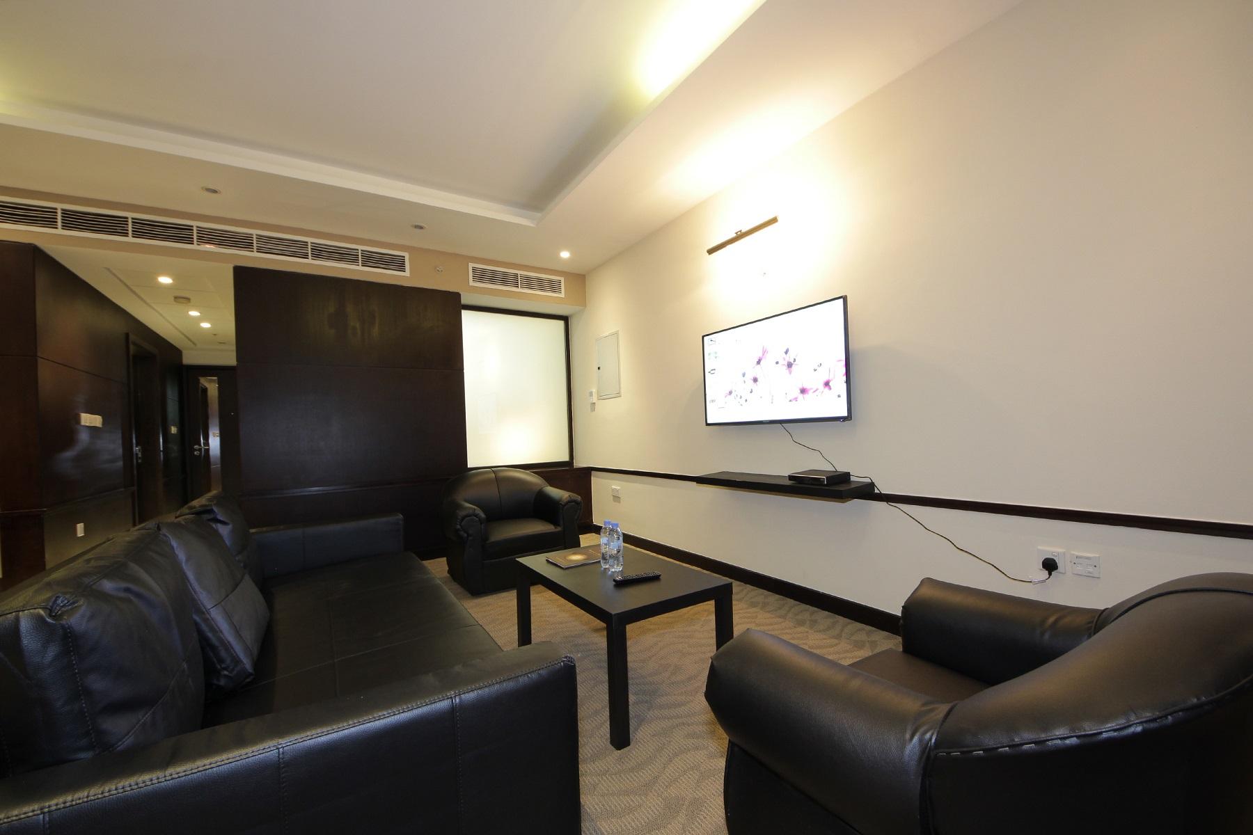 Beautiful 1BHK in BURJ Residence 4 - 205
