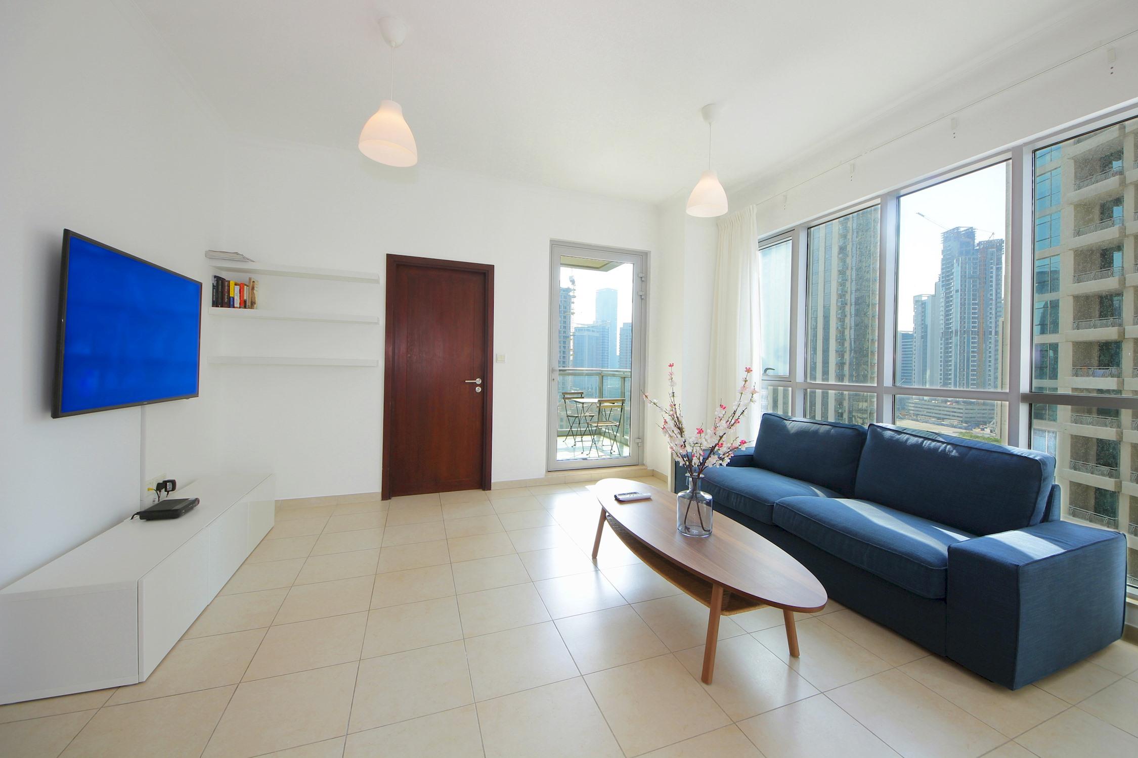 Beautiful 1BHk in Residence 8 - 1104